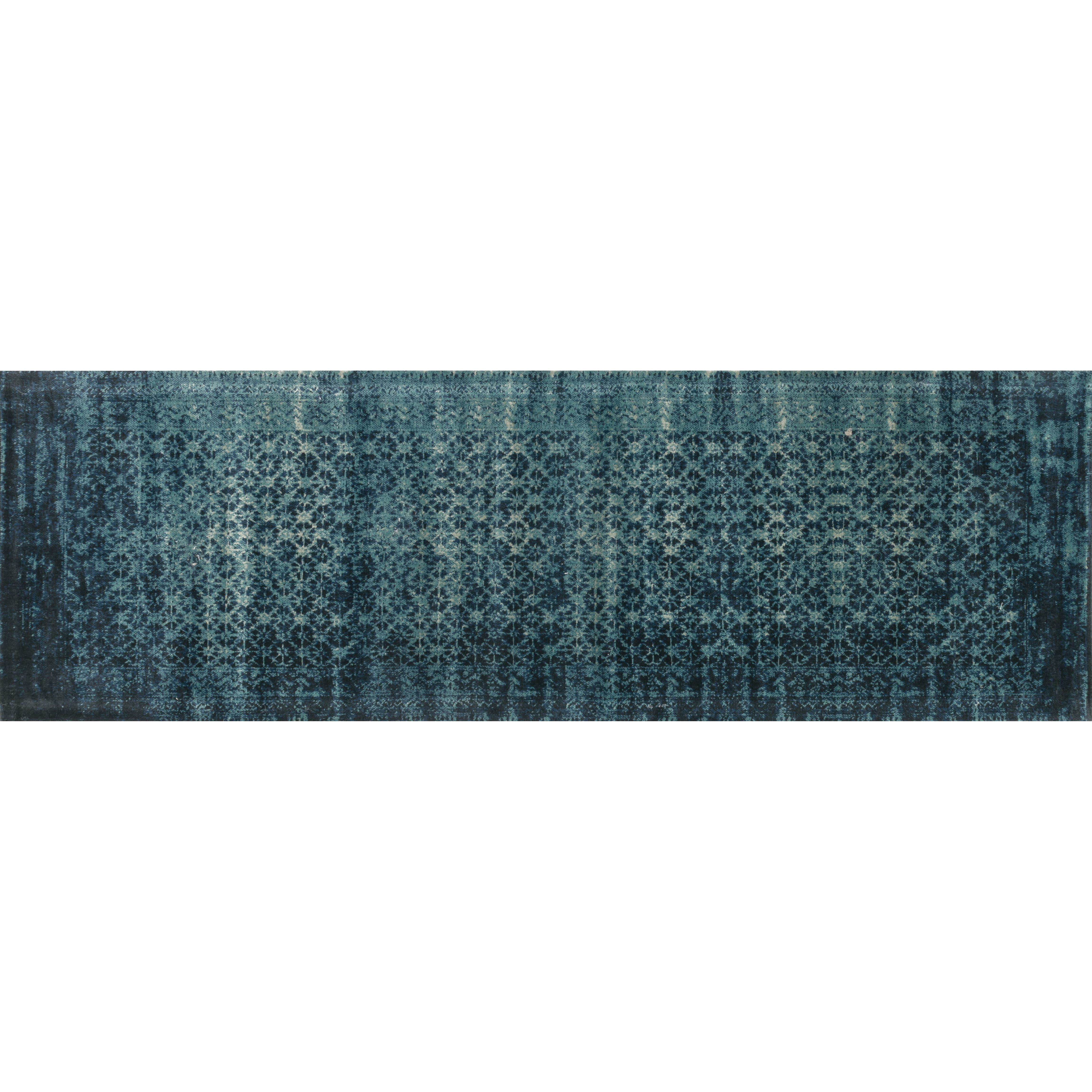 Loloi Rugs Journey Indigo Blue Area Rug Amp Reviews Wayfair