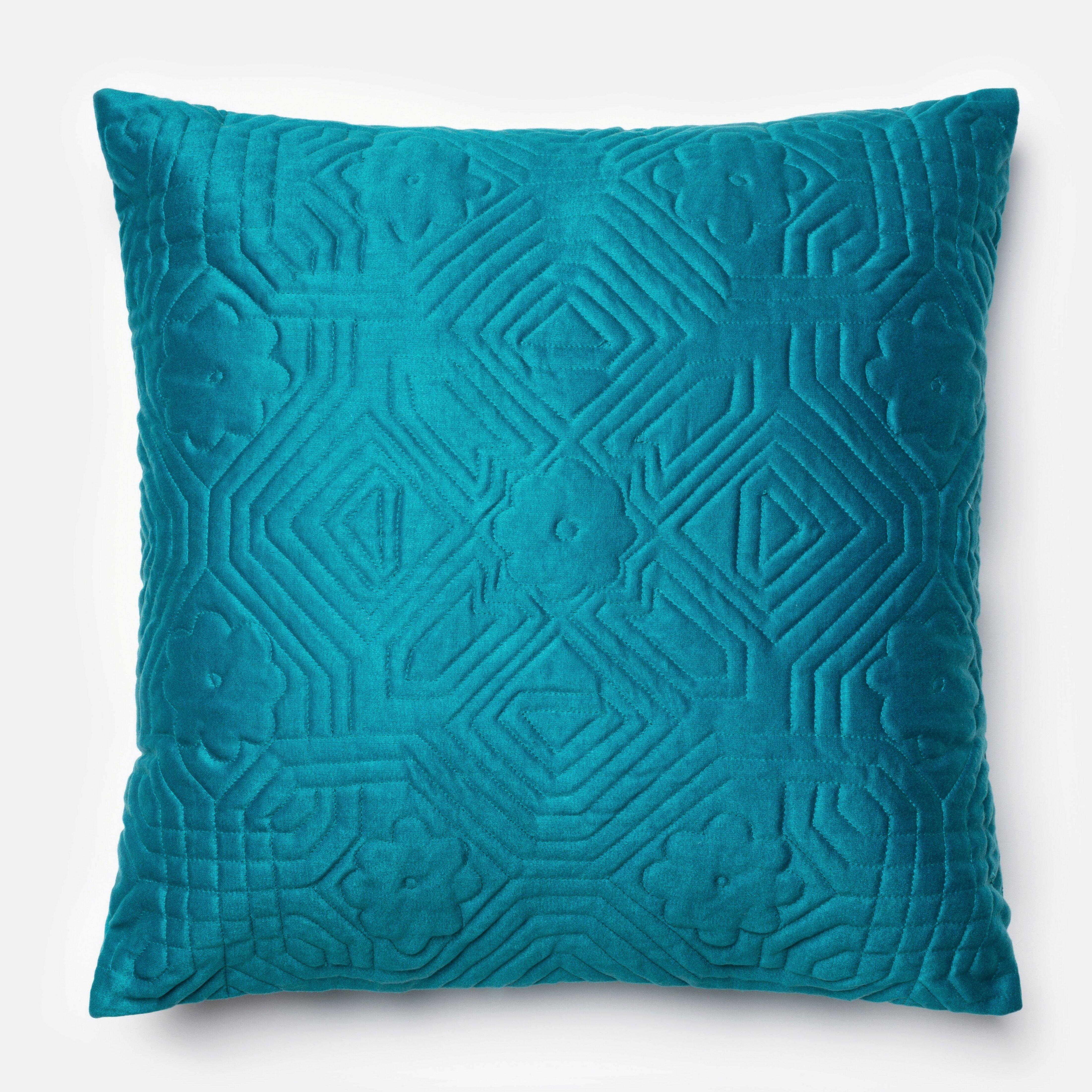 Loloi rugs throw pillow reviews wayfair for Loloi pillows