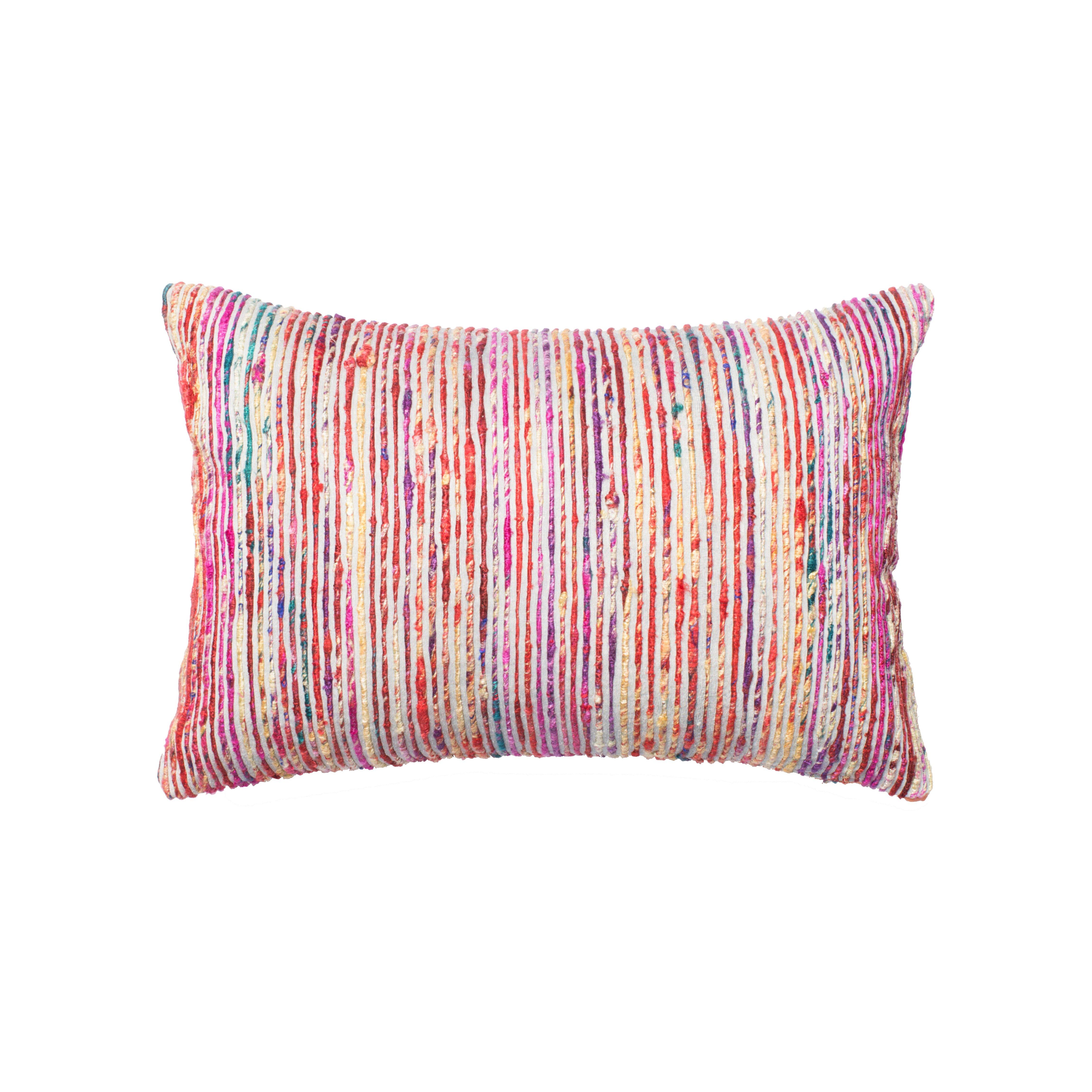 Loloi rugs lumbar pillow reviews wayfair for Loloi pillows