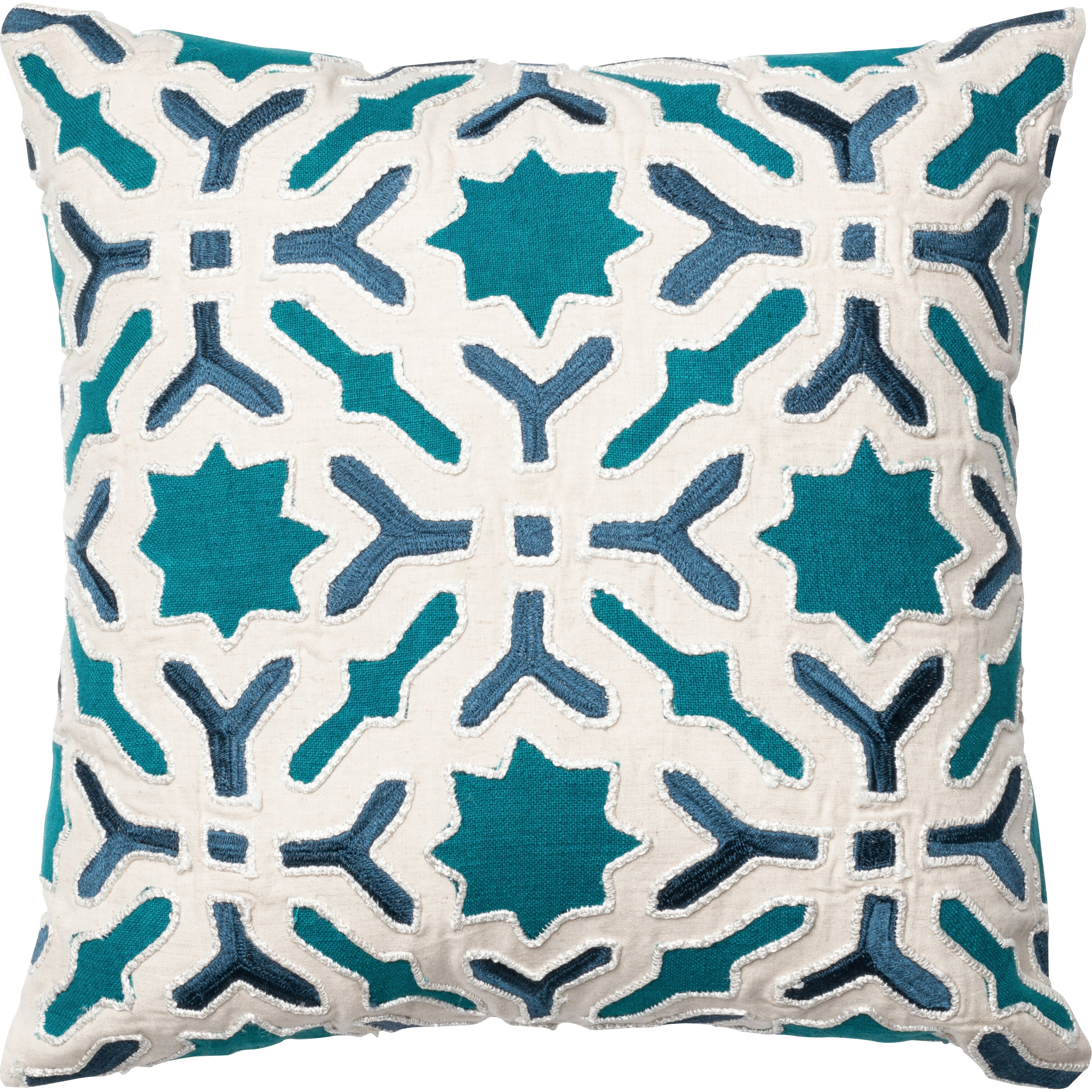 Wayfair Teal Throw Pillows : Loloi Rugs Throw Pillow Wayfair