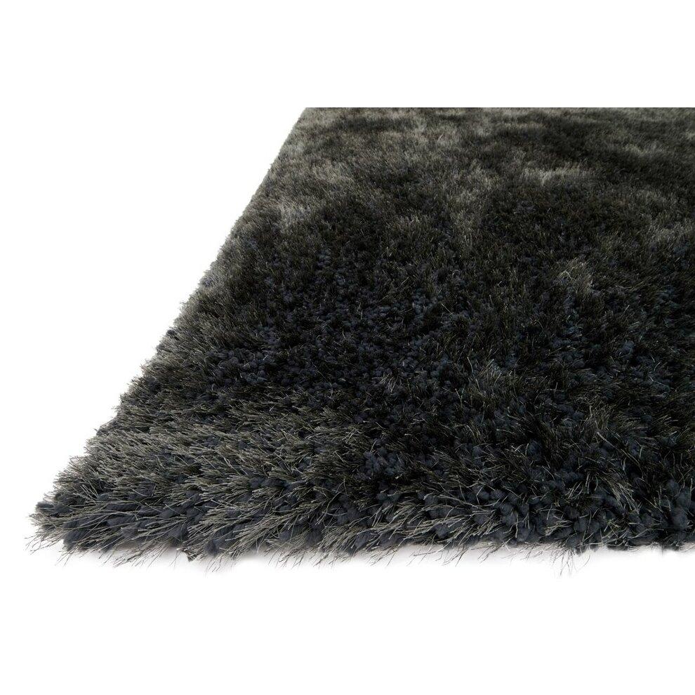 loloi rugs fresco charcoal area rug wayfair