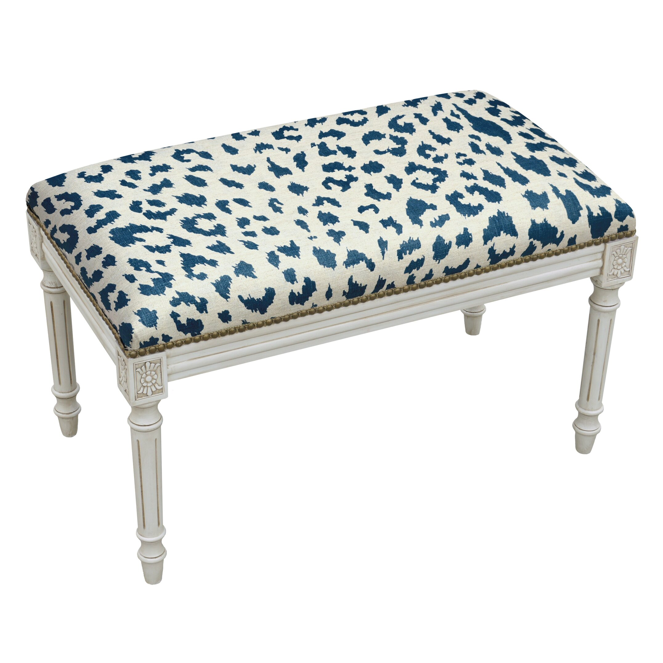 Animal print bench 28 images indoor benches shop at Leopard print bench