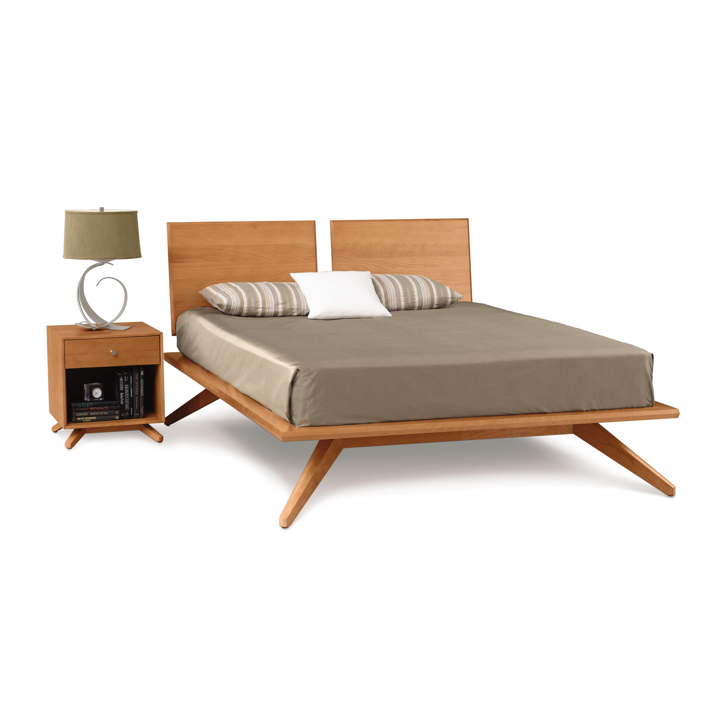 Copeland Furniture Platform Bed & Reviews