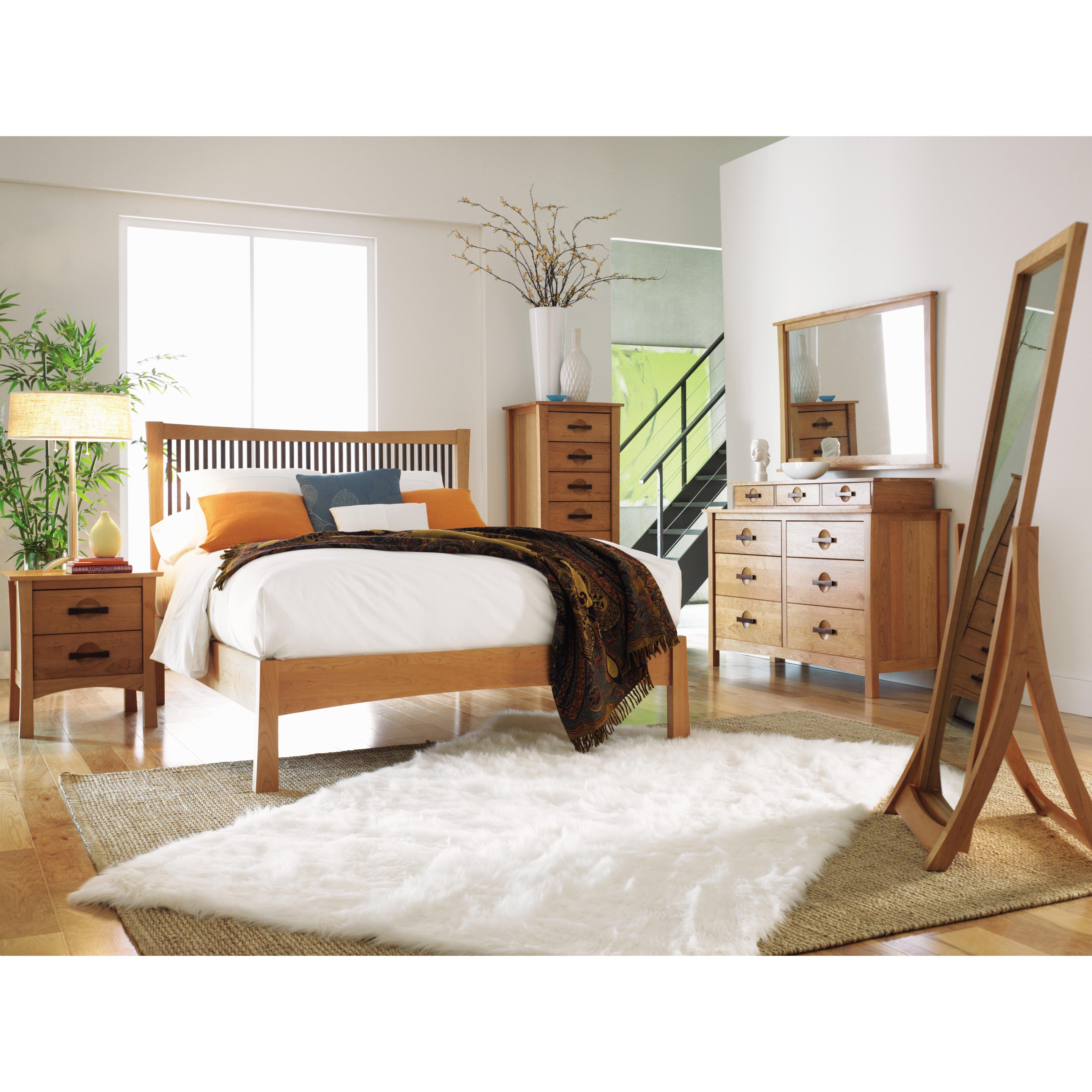 Copeland furniture monterey platform customizable bedroom for Spring hill designs bedroom furniture