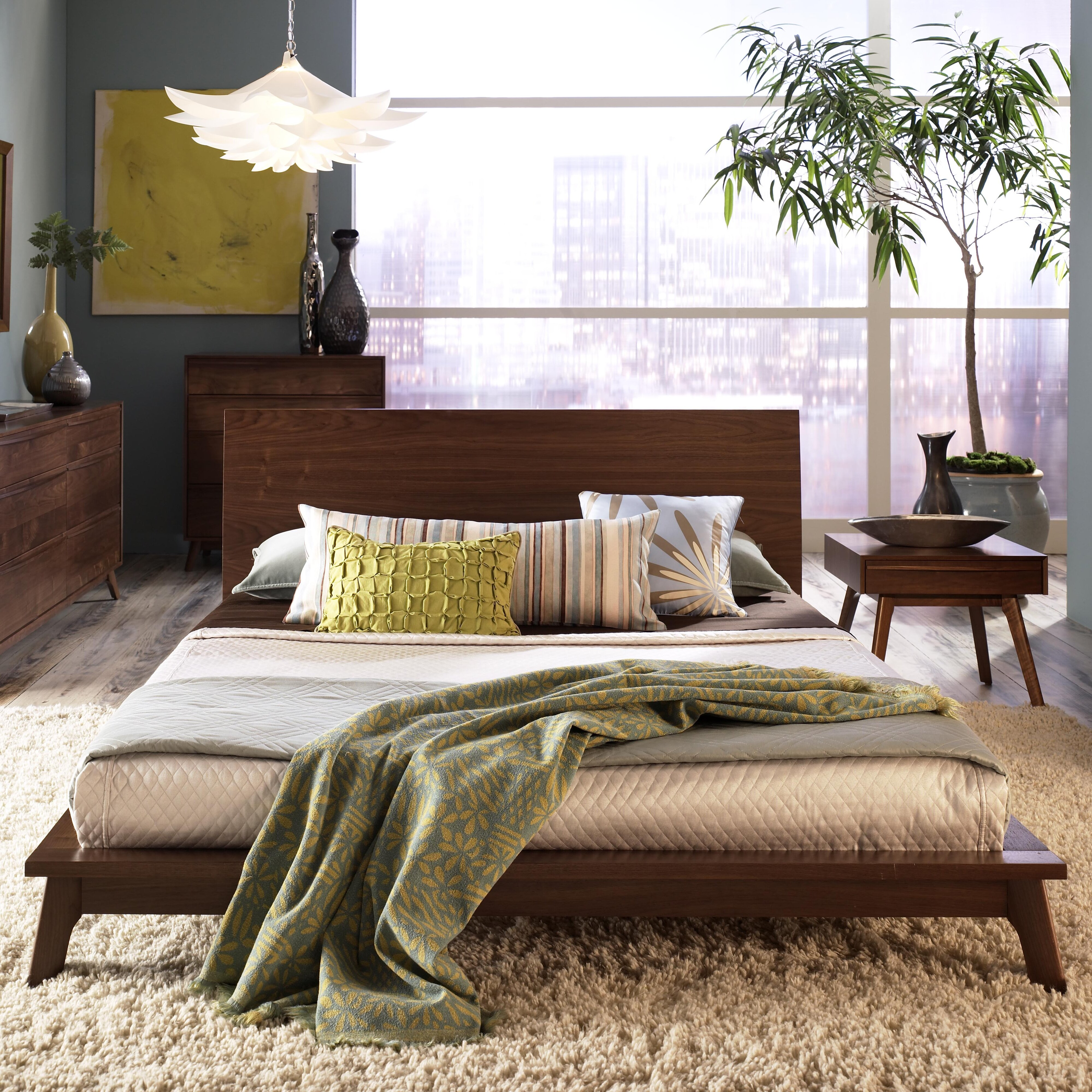 Copeland Furniture Catalina Platform Bed & Reviews