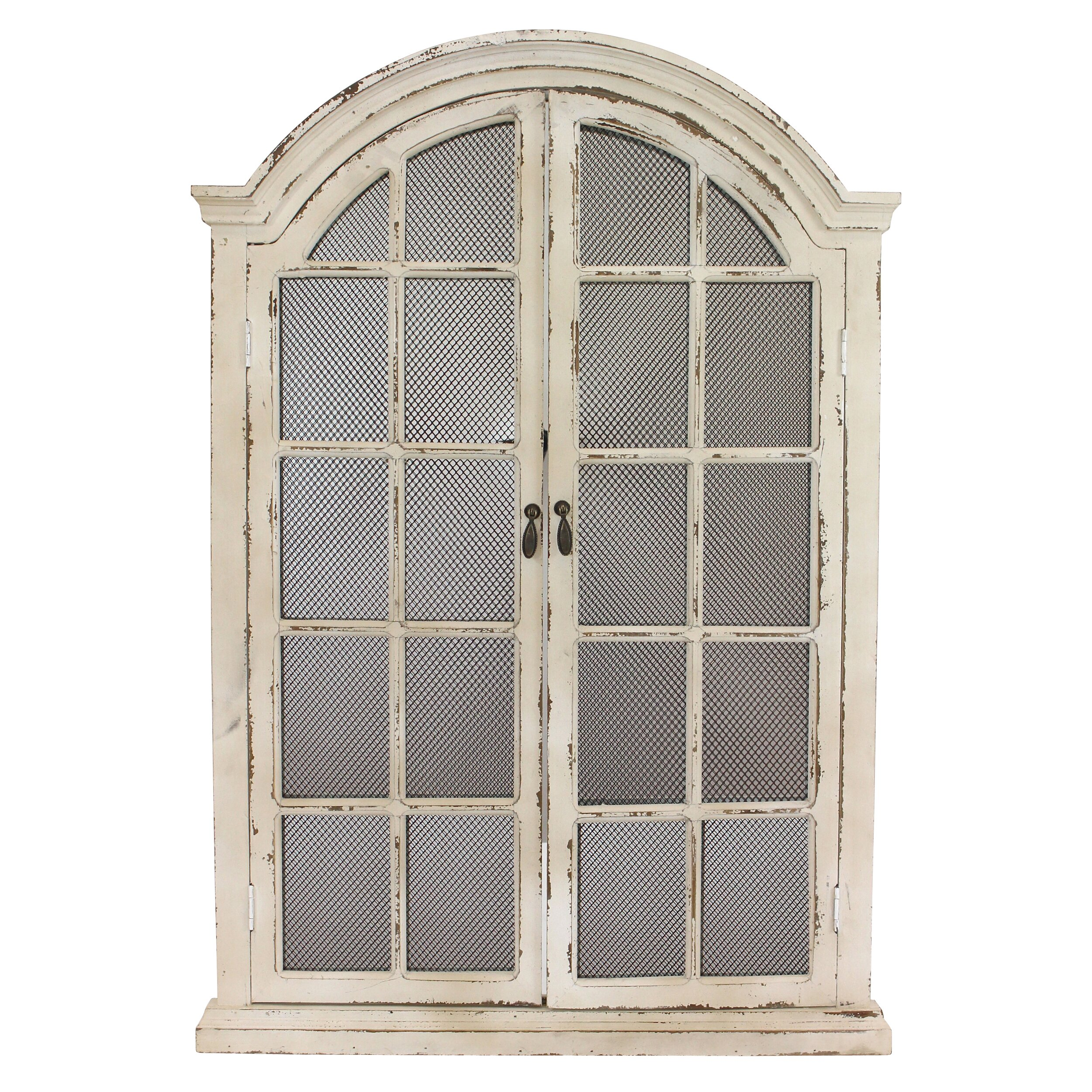 Aspire emily window wall mirror reviews wayfair for Window wall mirror