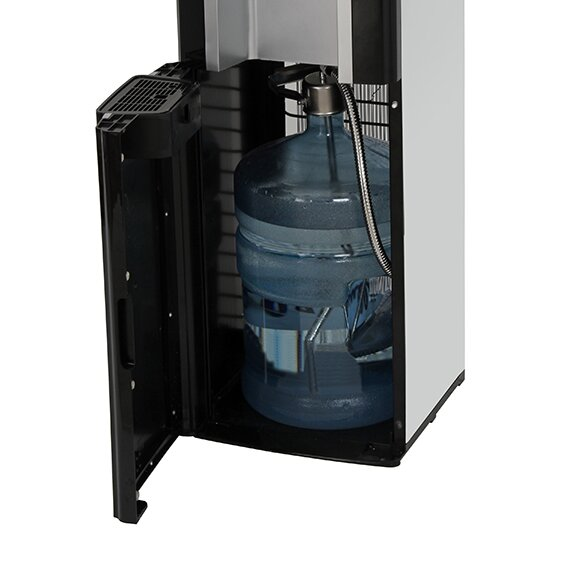 how to clean vitapur water cooler