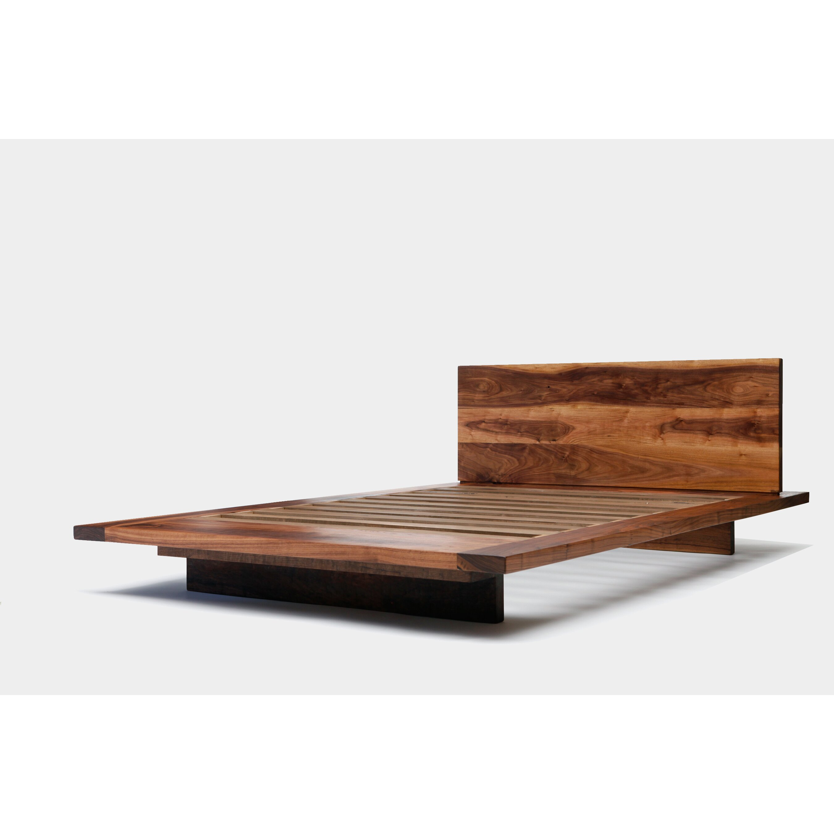 Artless Sq Platform Bed