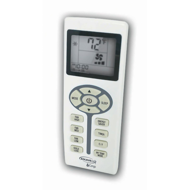 Soleus Air 10200 Btu Energy Star Window Air Conditioner