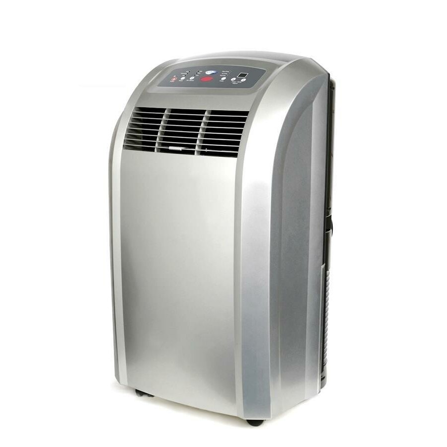 Whynter 12000 btu portable air conditioner with remote for Small room portable air conditioners