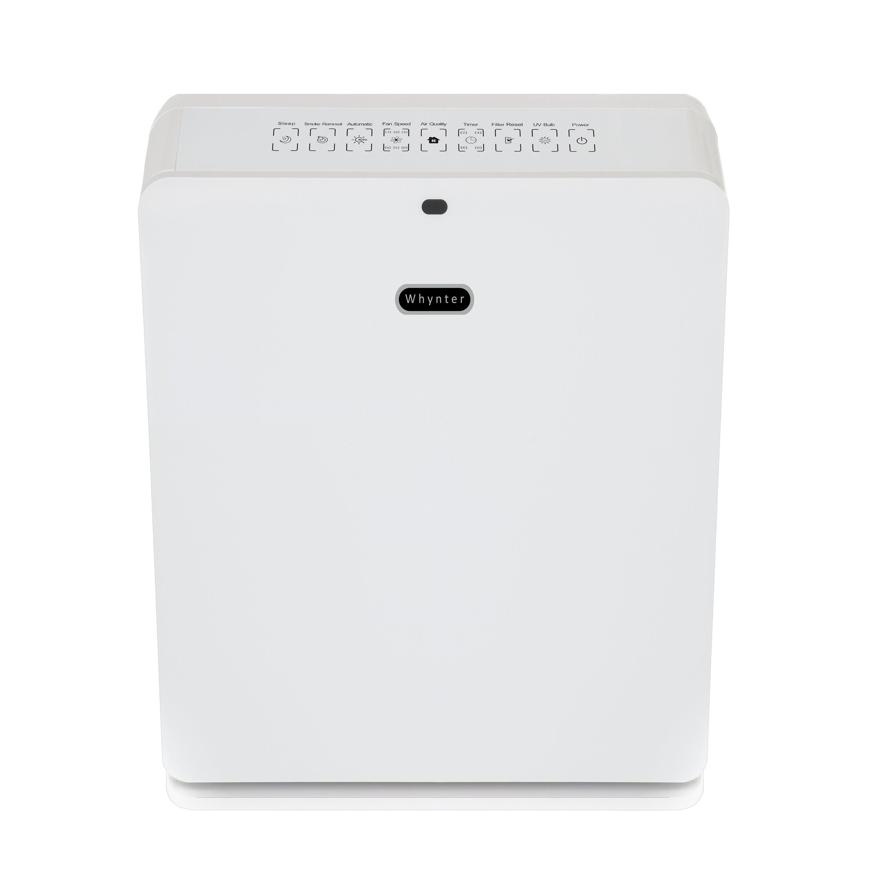 Whynter Ecopure Room Hepa Air Purifier Reviews Wayfair
