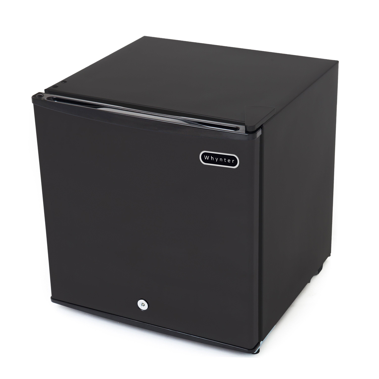 whynter 1 1 cu ft upright freezer reviews wayfair. Black Bedroom Furniture Sets. Home Design Ideas