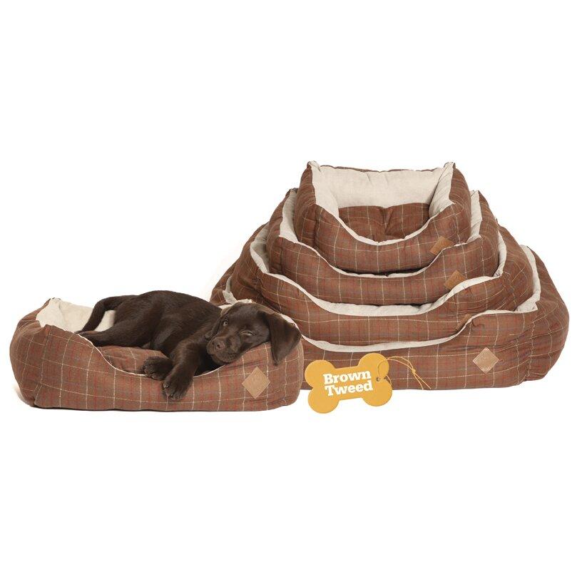 danish design tweed snuggle pet bed reviews wayfair uk. Black Bedroom Furniture Sets. Home Design Ideas