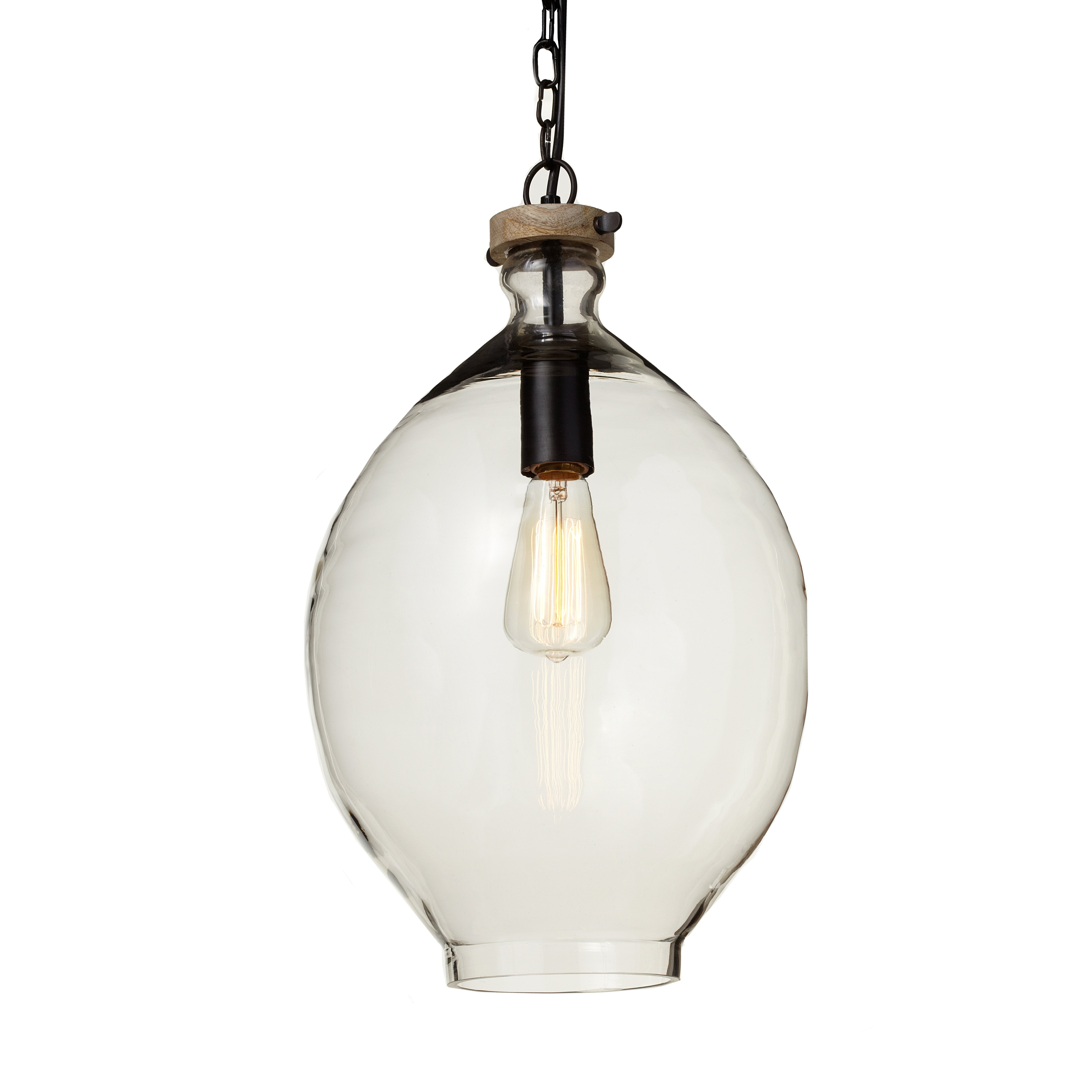 Sage Co Industrial Garden 1 Light Mini Pendant