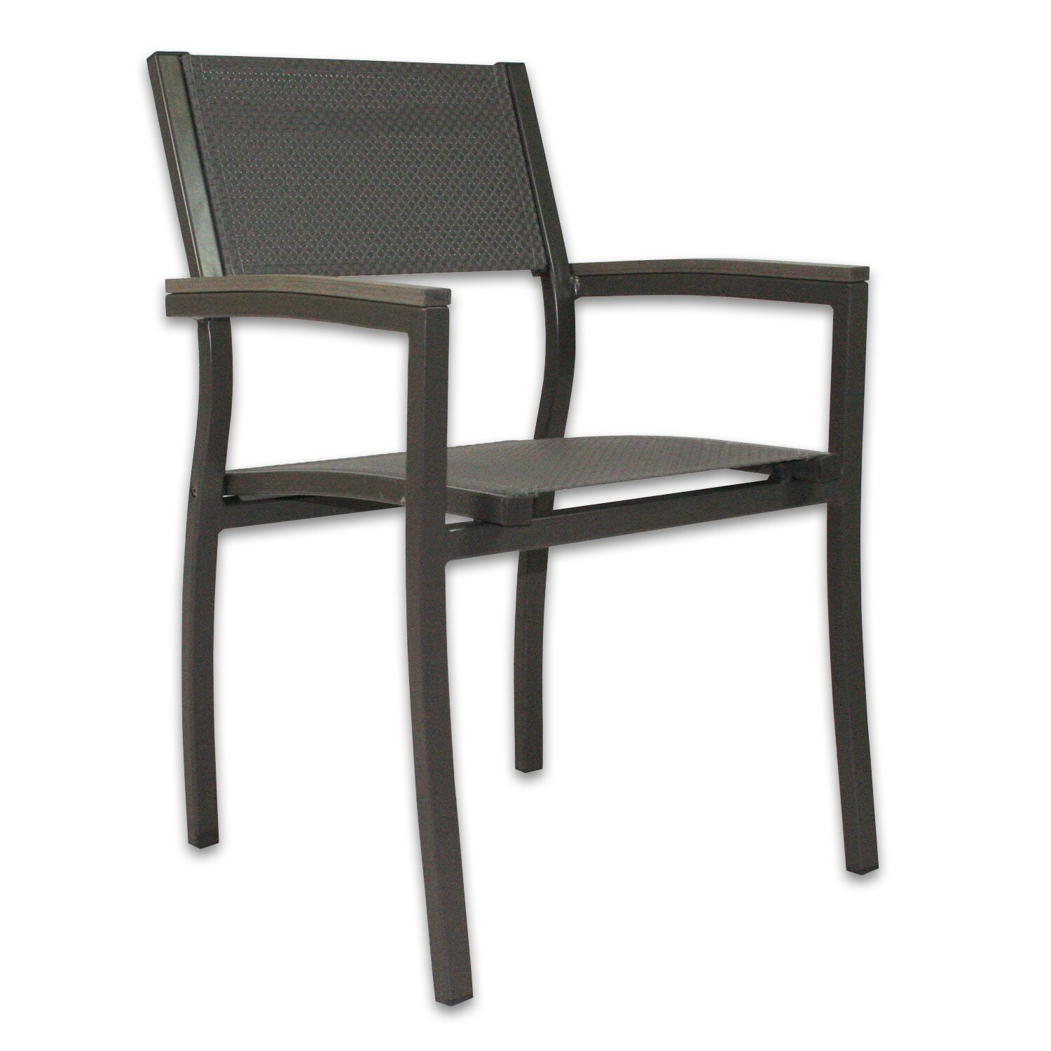 Patio Heaven Riviera Dining Chair Reviews Wayfair