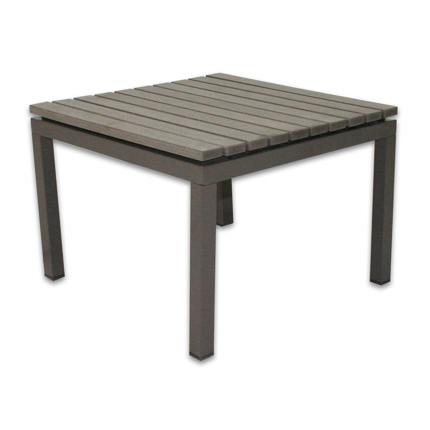 patio heaven riviera end table reviews wayfair