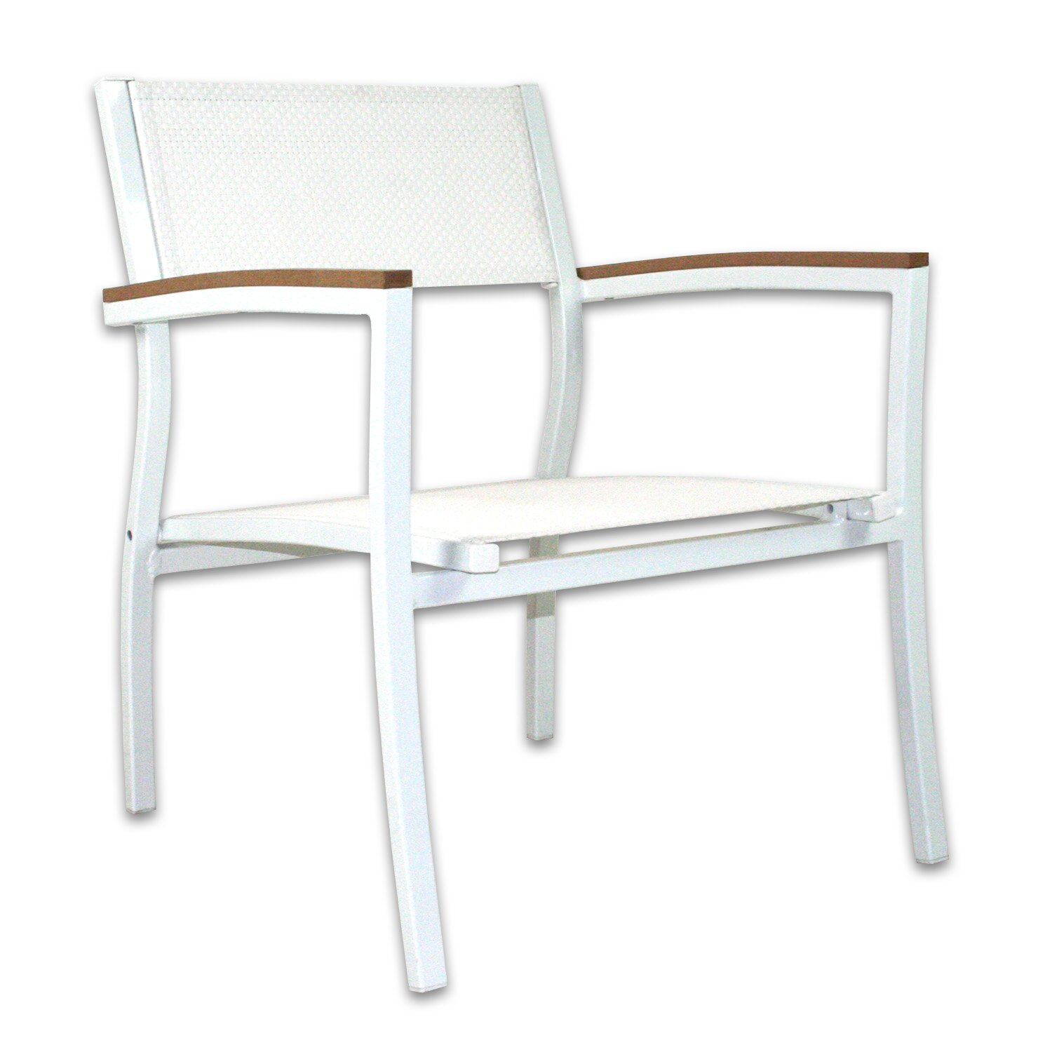 Patio Heaven Riviera Lounge Chair & Reviews
