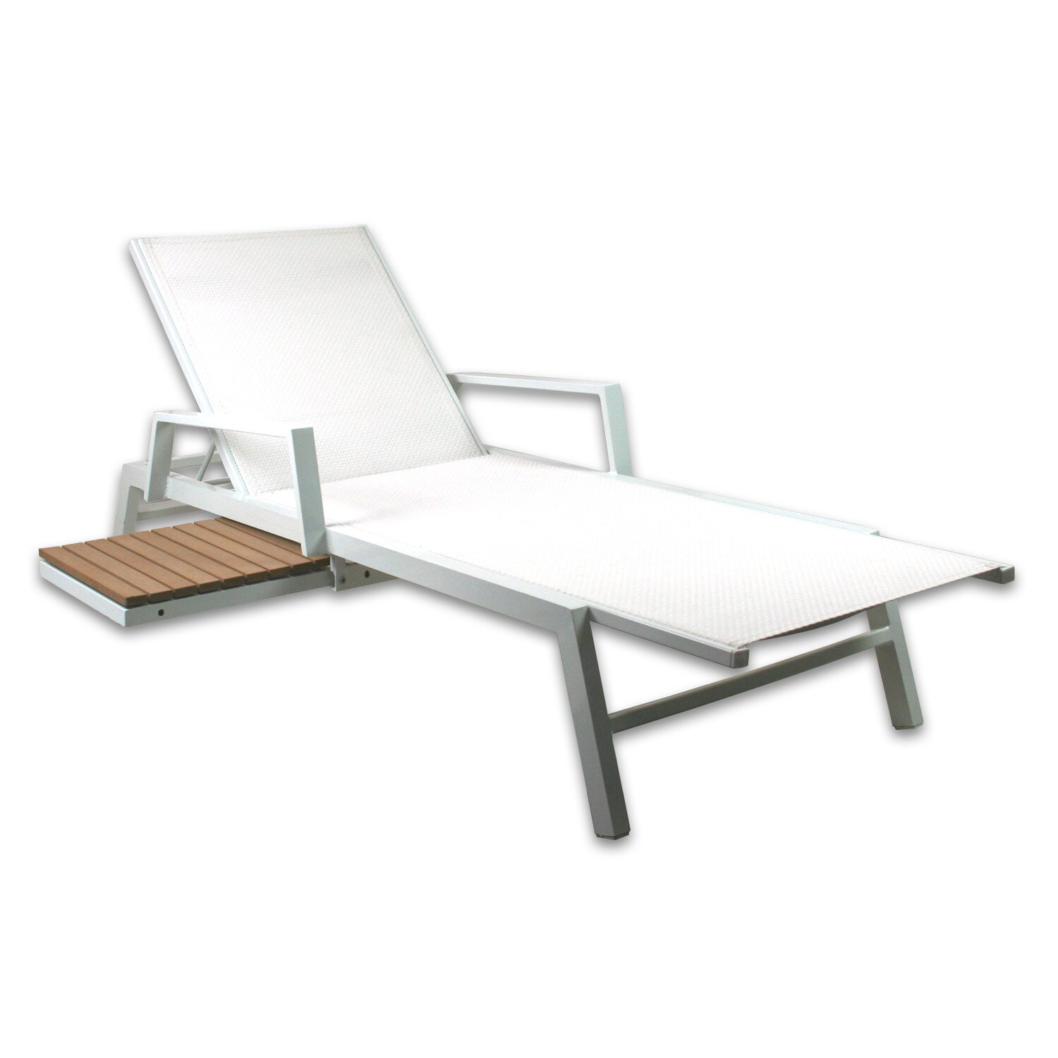 Patio Heaven Riviera Chaise Lounge & Reviews