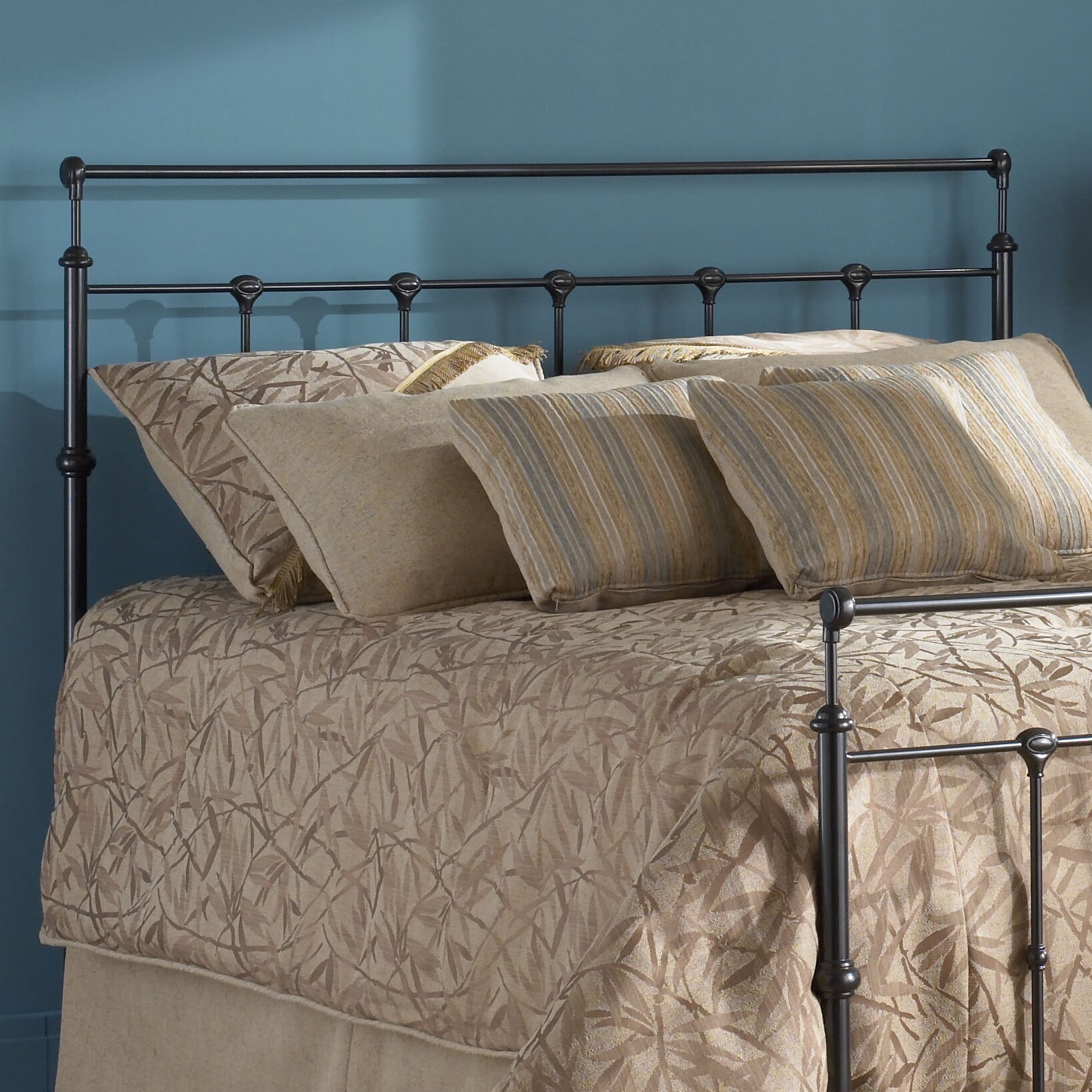 Fashion Bed Group Winslow Metal Headboard & Reviews