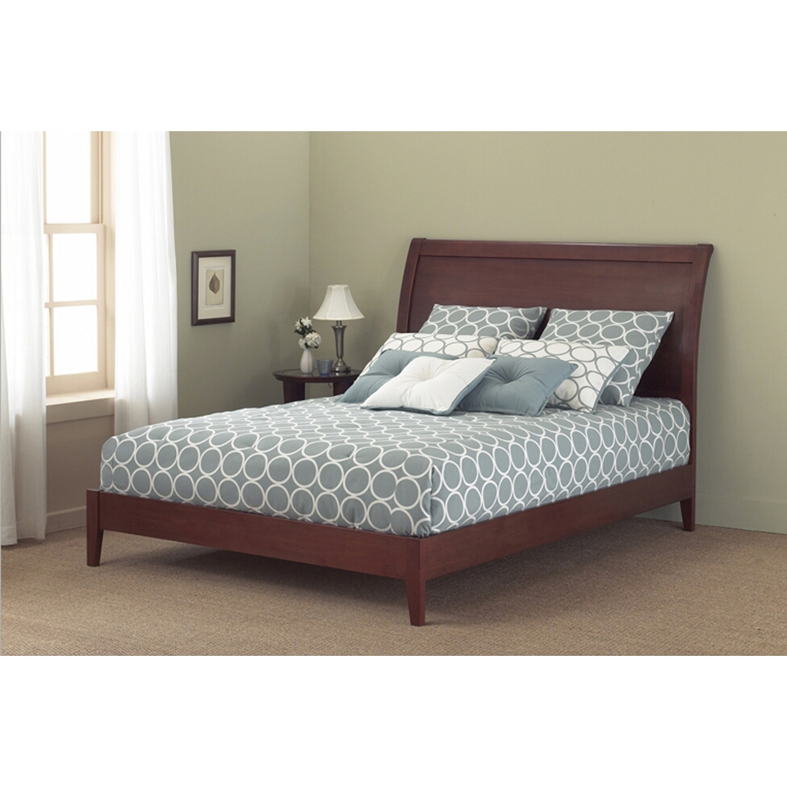 Fashion bed group java platform bed reviews wayfair Wood platform bed