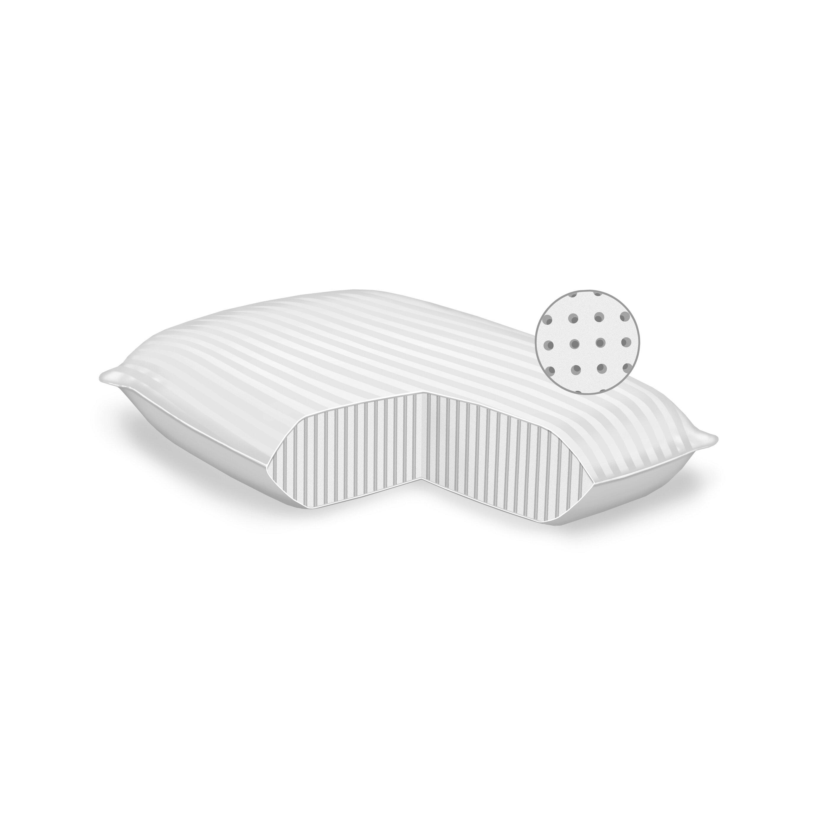 Firm Latex Foam Pillow 40