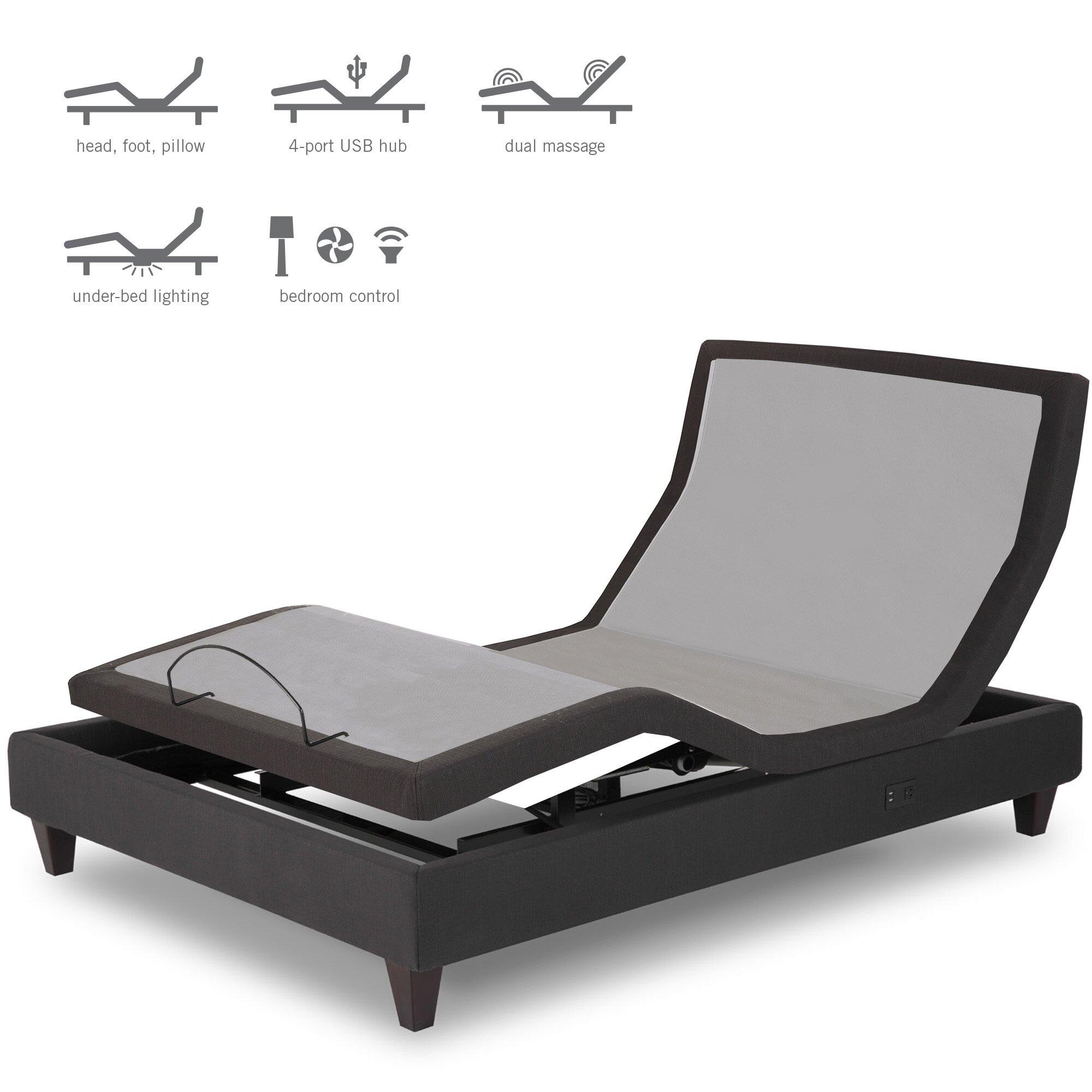Adjustable Beds With Financing : Fashion bed group adjustable base wayfair