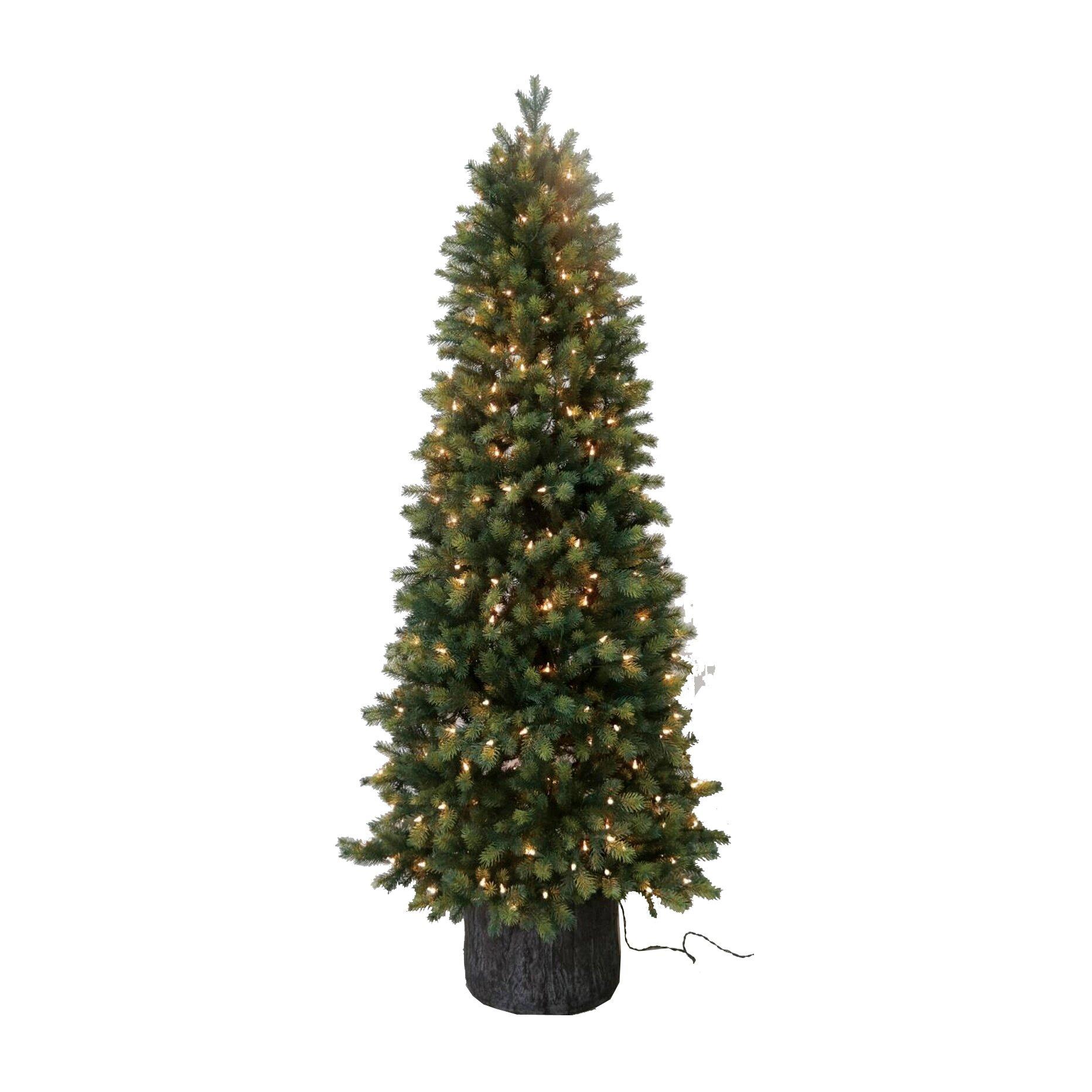 Santa's Workshop 6' Green Spruce Pine Artificial Christmas
