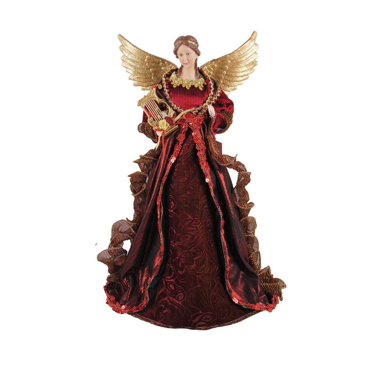 Gel Mattress Santa's Workshop Angel Tree Topper | Wayfair