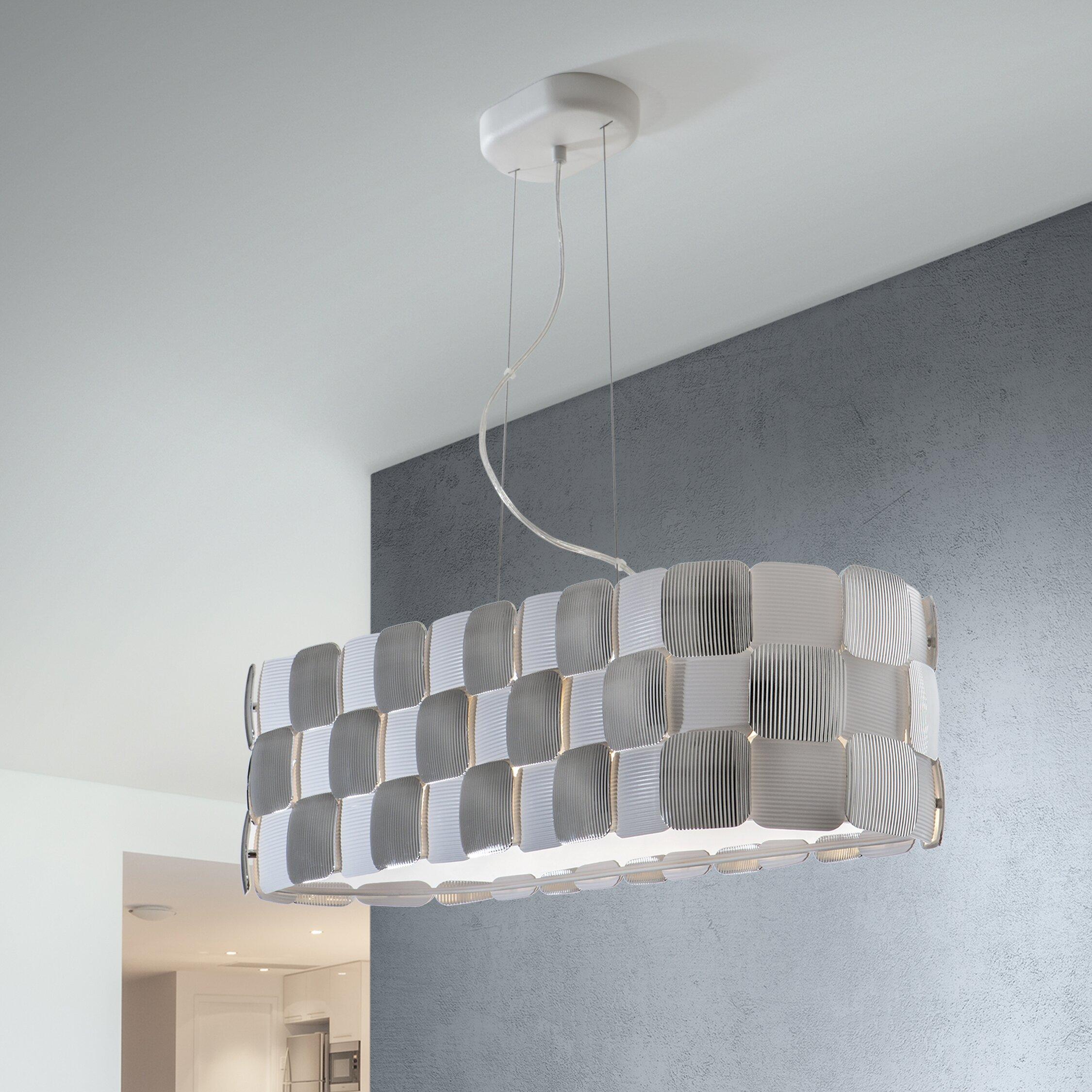 schuller balken pendelleuchte 4 flammig coras. Black Bedroom Furniture Sets. Home Design Ideas