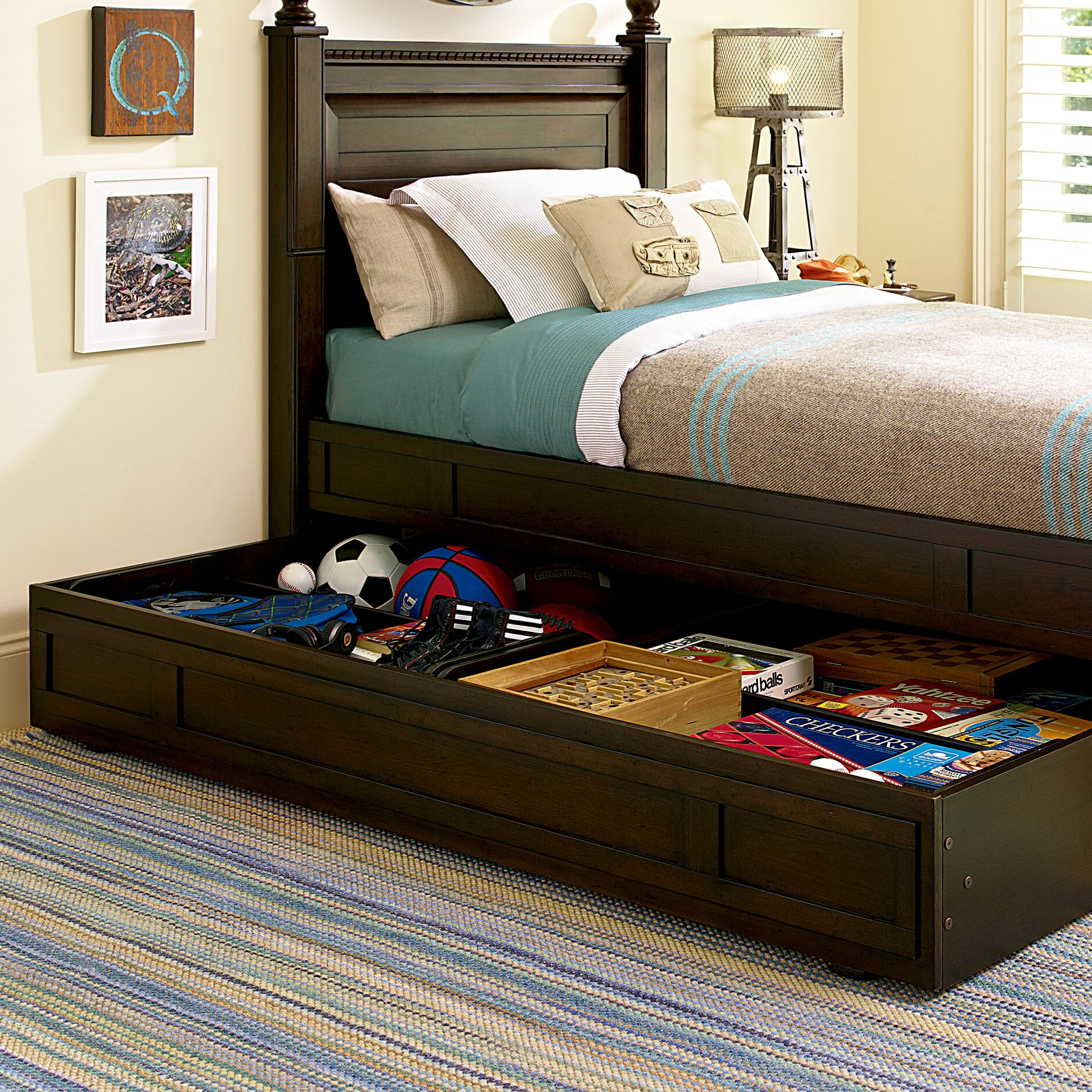 Smartstuff furniture paula deen kids panel customizable - Paula deen bedroom furniture collection ...
