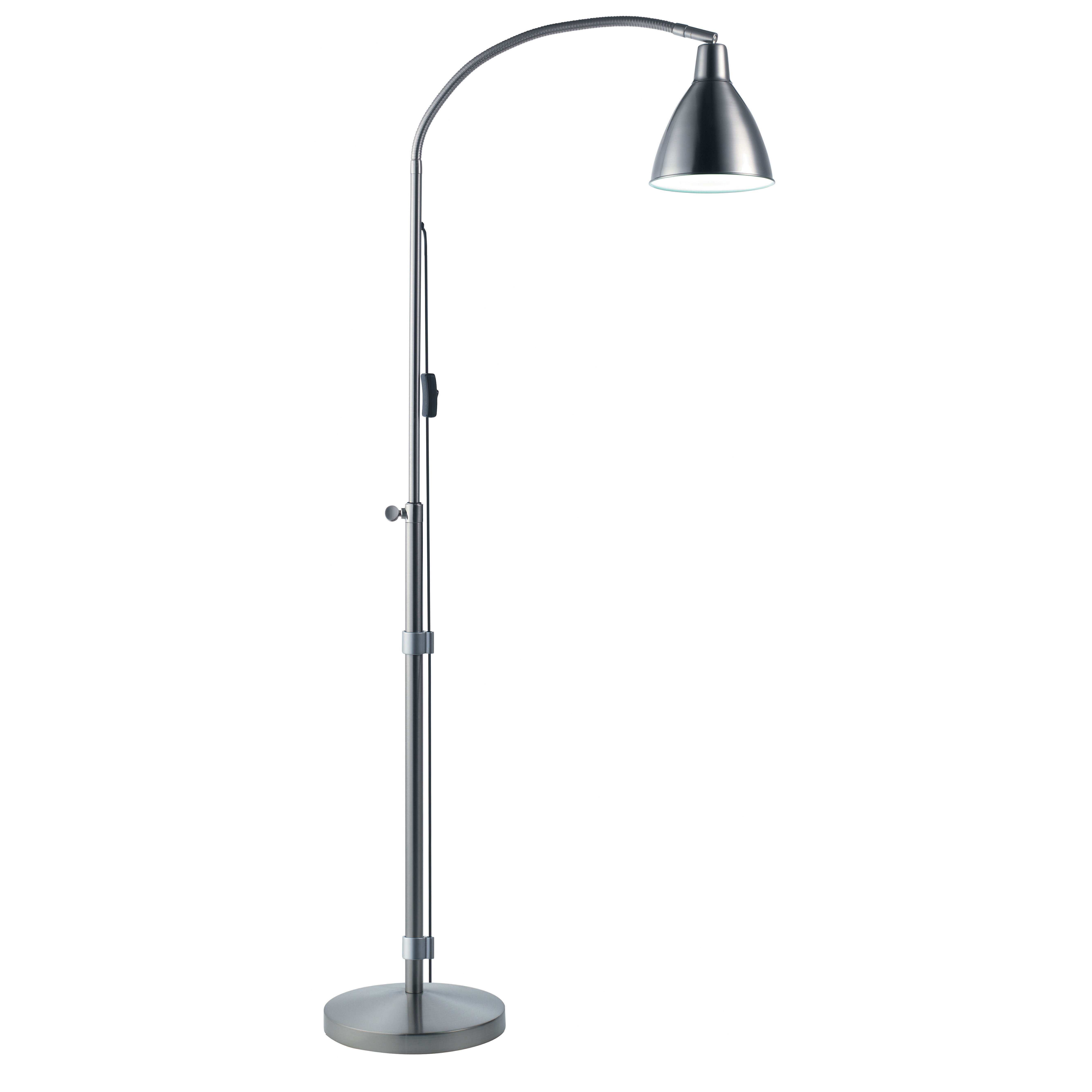 Daylight Company Flexi Vision 50 Quot Task Floor Lamp