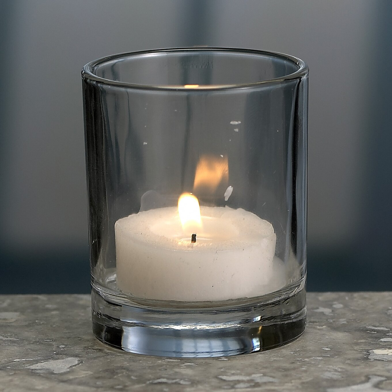 Wall Sconces Glass Candle Holders With Free Tea Lights : Biedermann and Sons Glass Tea Light and Votive Candle Holder & Reviews Wayfair