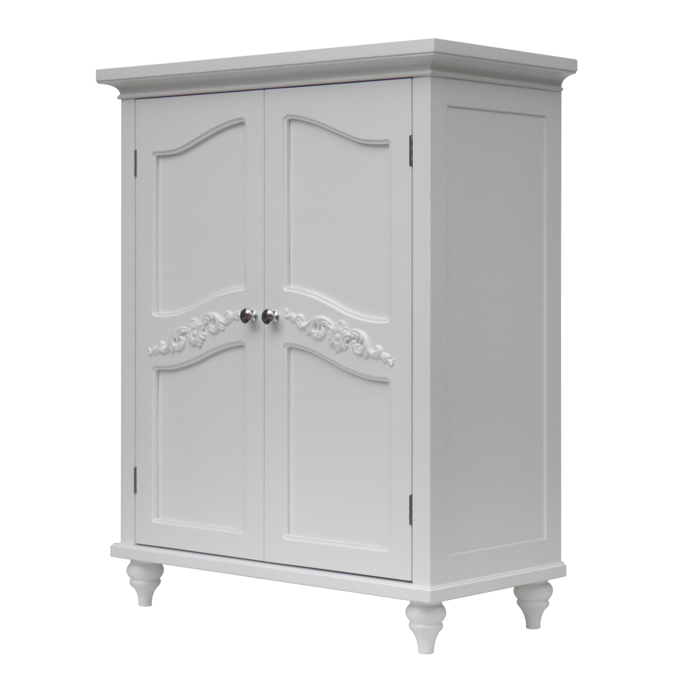 Elegant home fashions versailles 27 x 34 free standing for One day doors and closets reviews