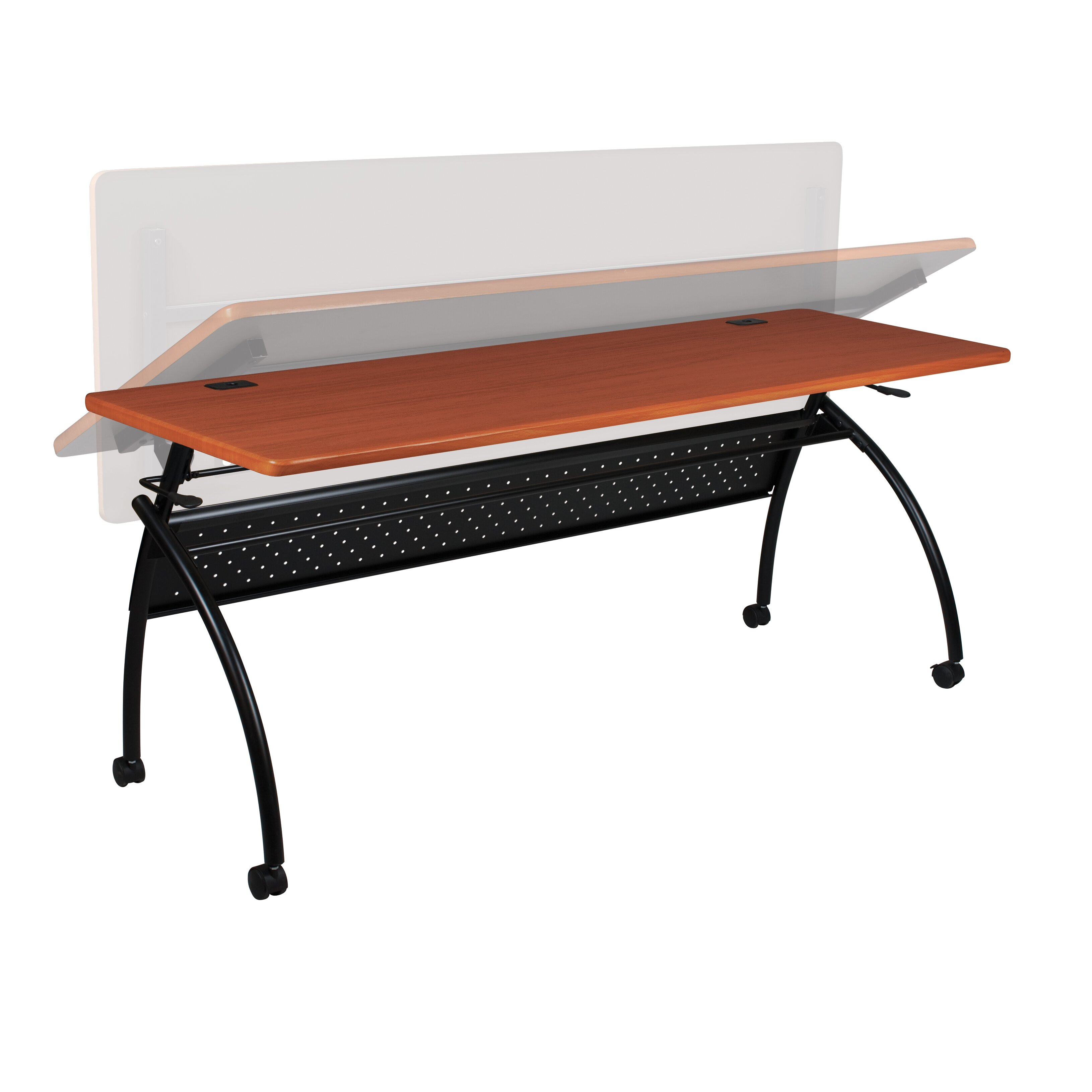 Balt chi flipper training table reviews wayfair supply for Chi square table df 99