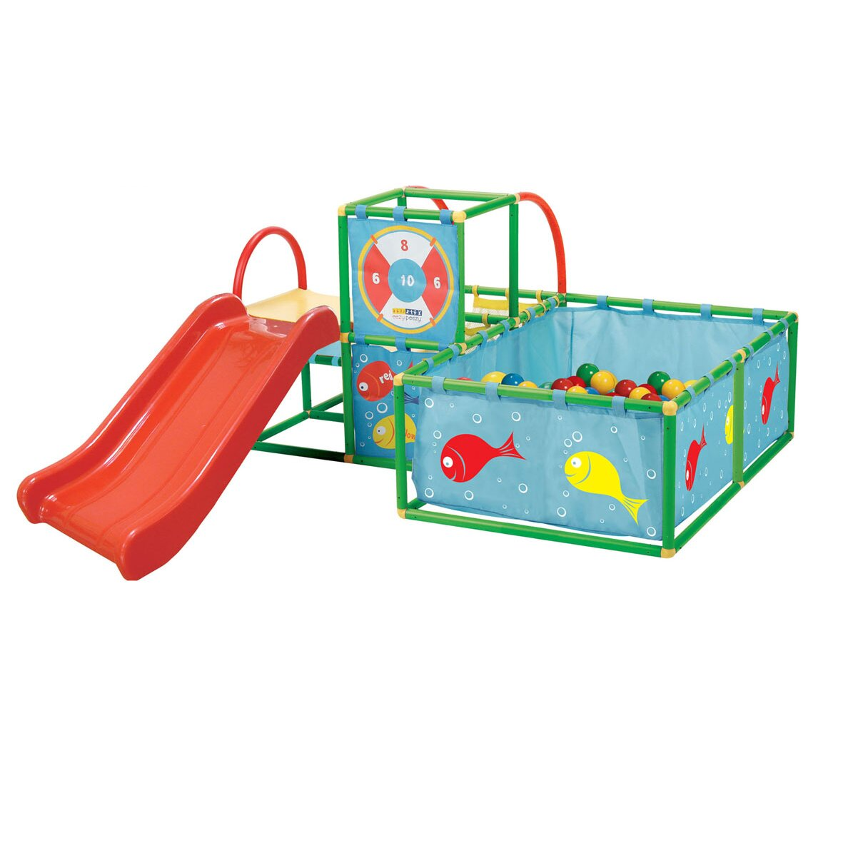 Toy monster active play gym set reviews wayfair for Baby jungle gym indoor