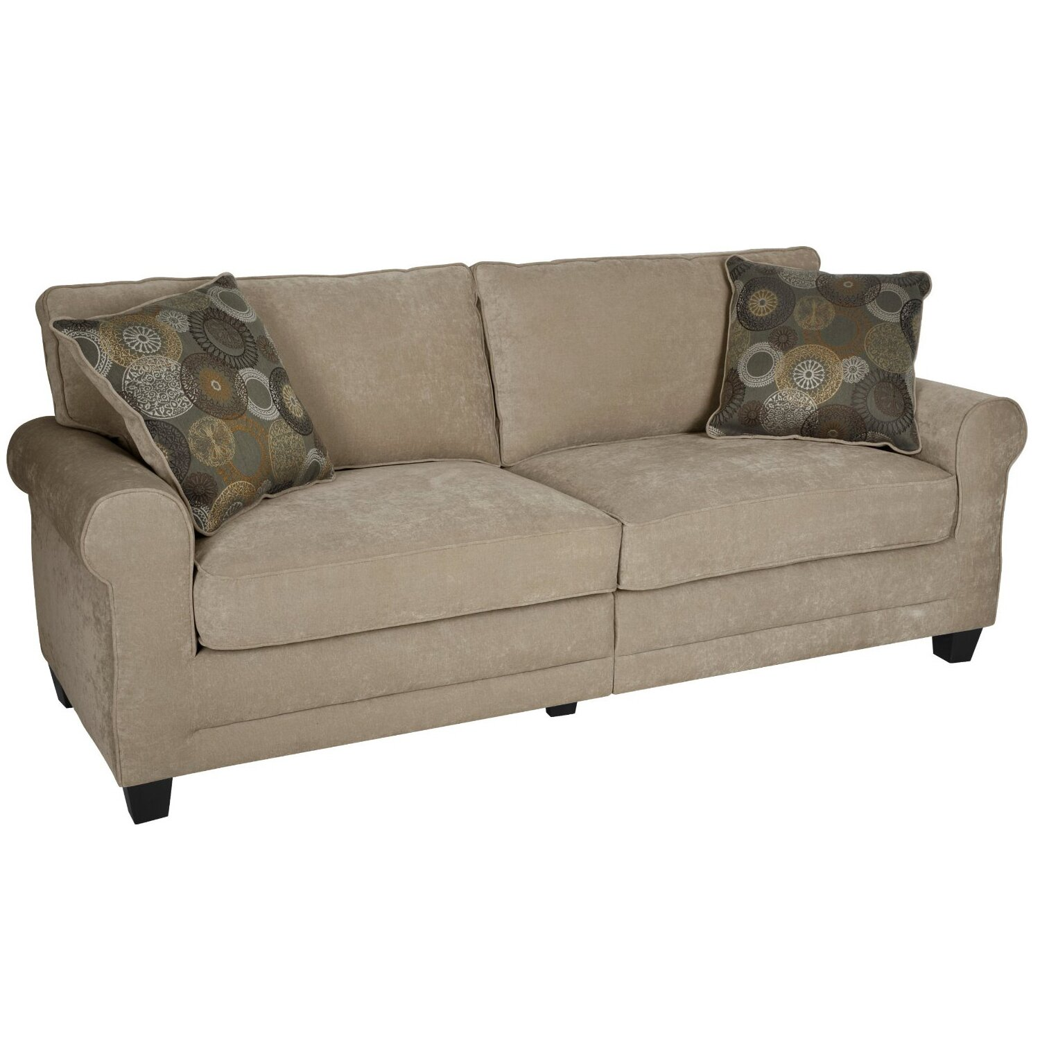 Serta At Home Serta Rta Copenhagen 73 Sofa Reviews Wayfair
