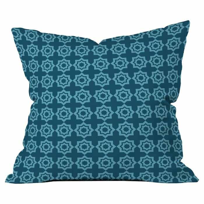 Throw Pillows Malum : DENY Designs Khristian A Howell Moroccan Mirage Throw Pillow & Reviews Wayfair