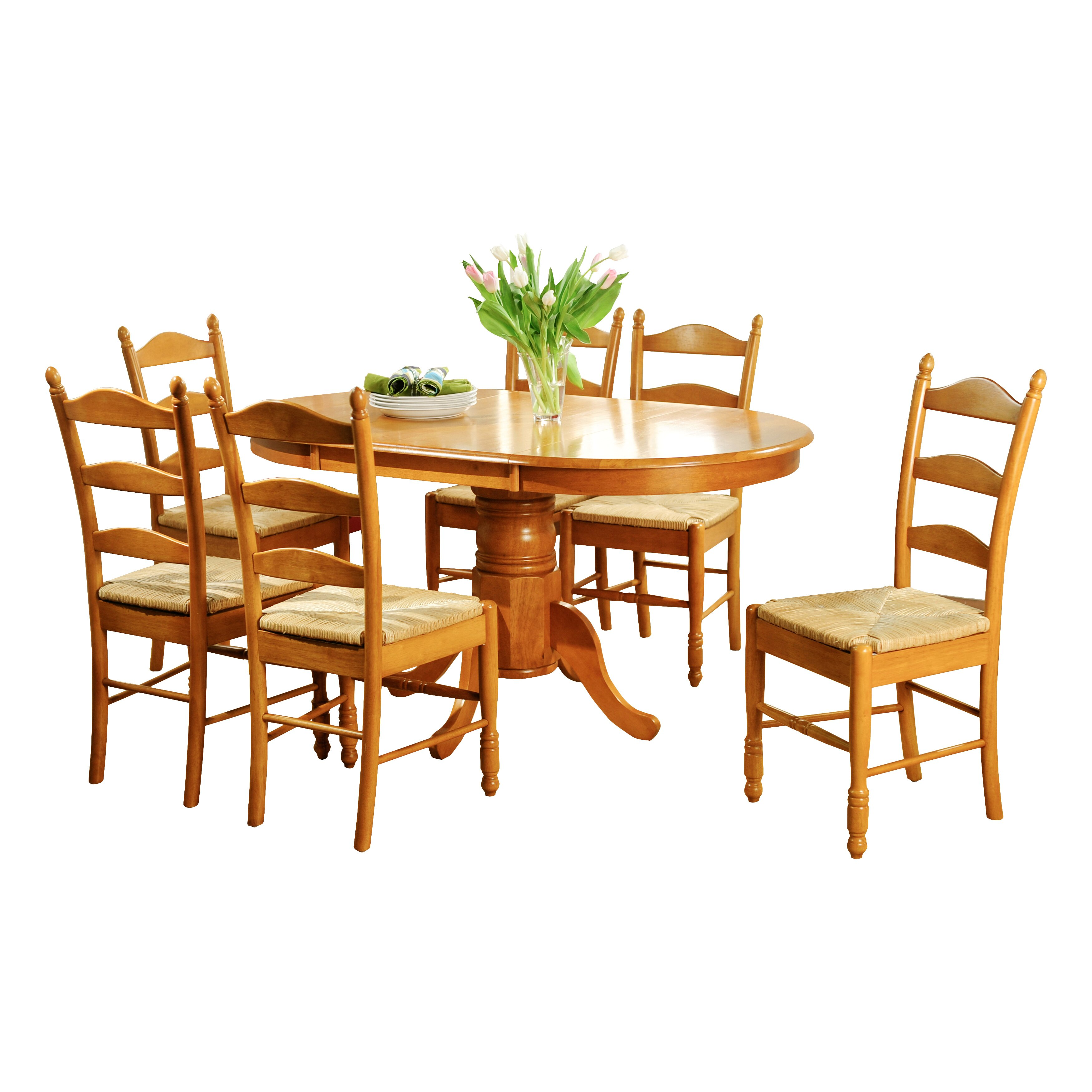 tms carnton 7 piece dining set reviews wayfair
