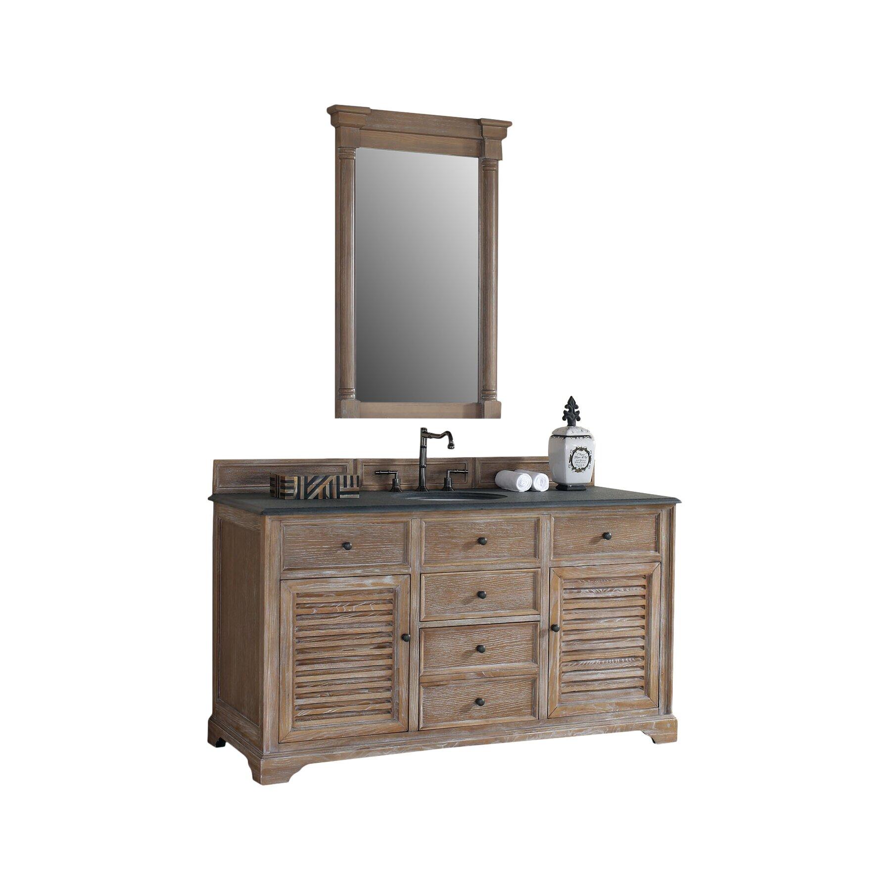 James Martin Furniture Savannah 60 Single Bathroom Vanity Base Reviews Wayfair