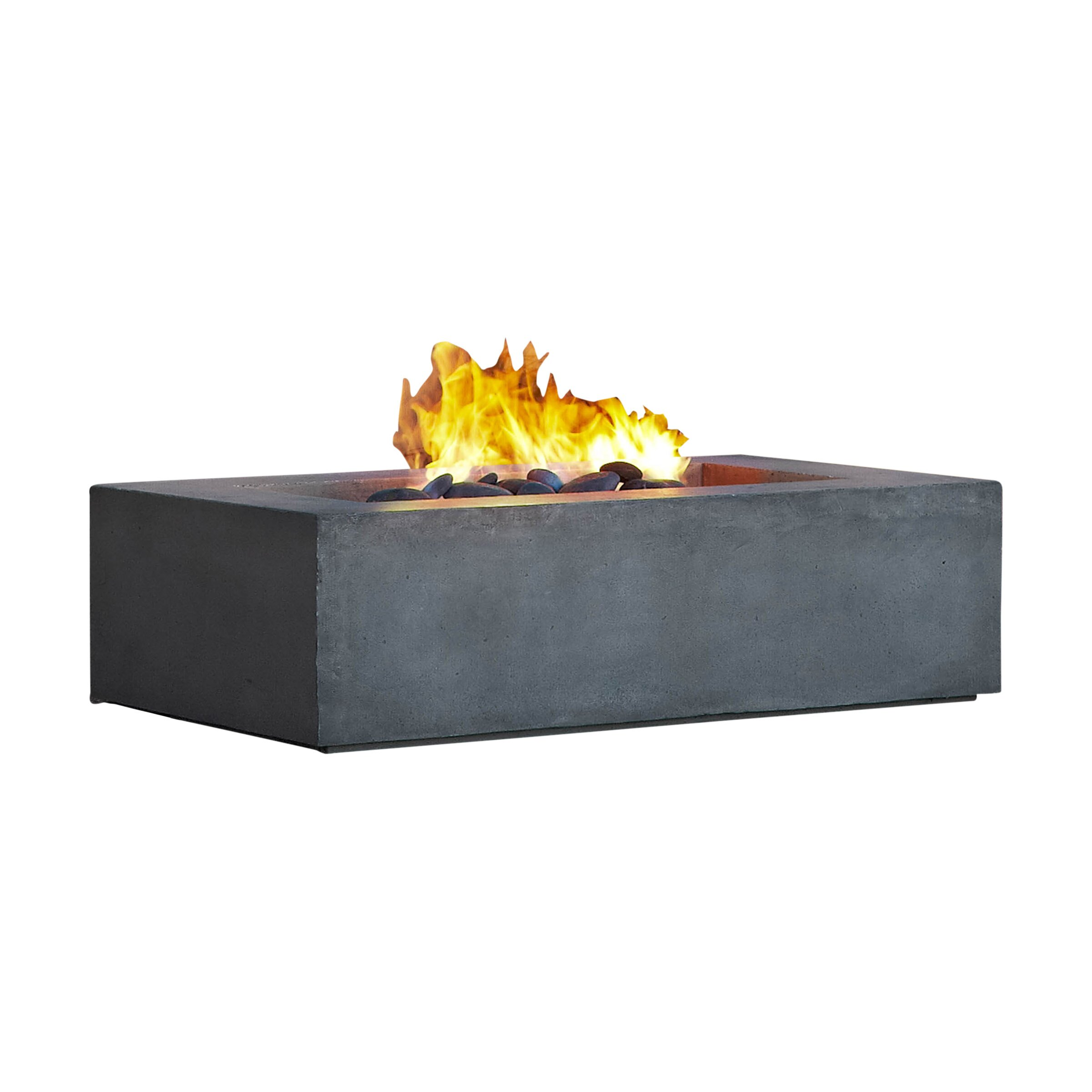 Real Flame Baltic Natural Gas Fire Pit Table Amp Reviews