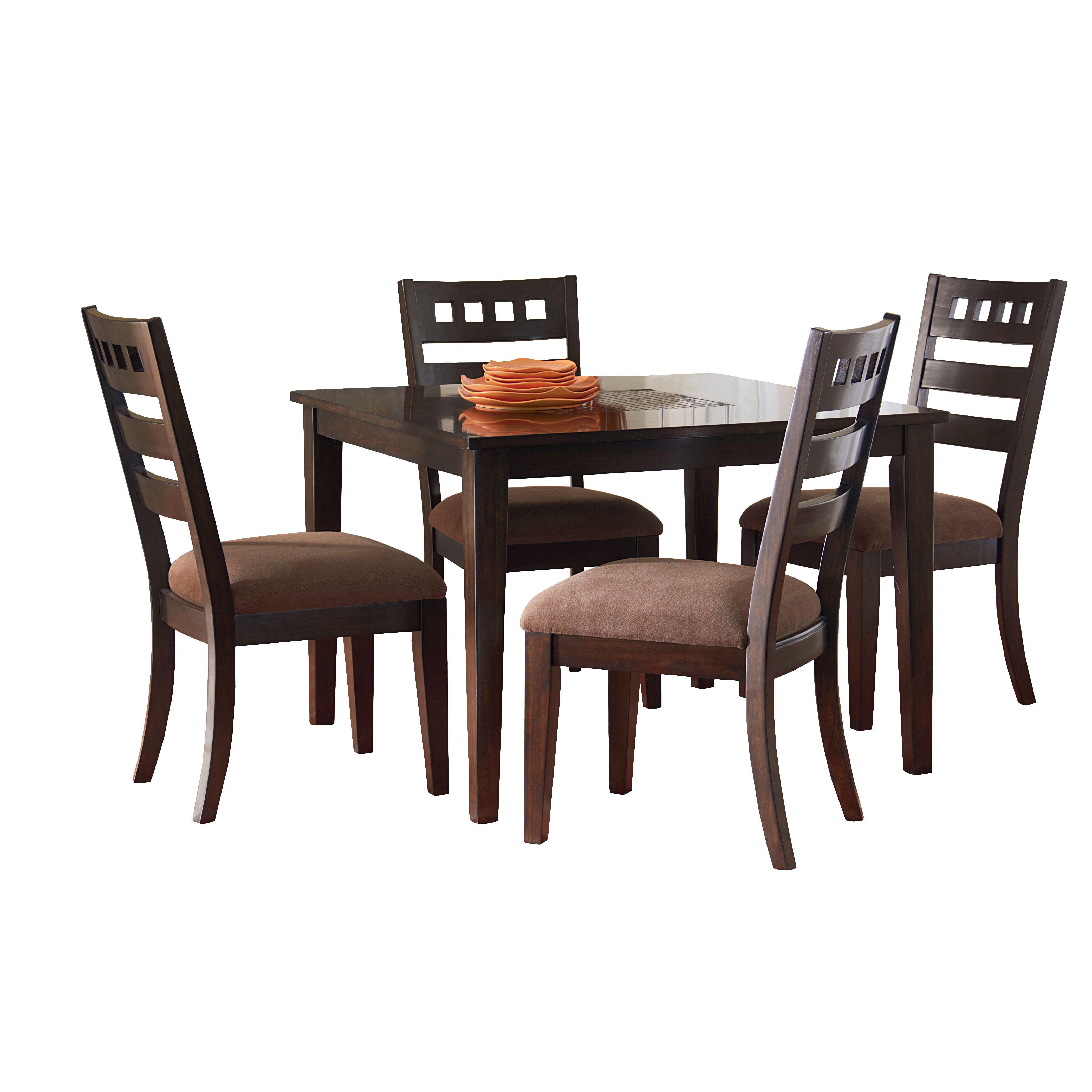 Standard Furniture Dining Room Sets: Standard Furniture Sparkle 5 Piece Dining Set & Reviews