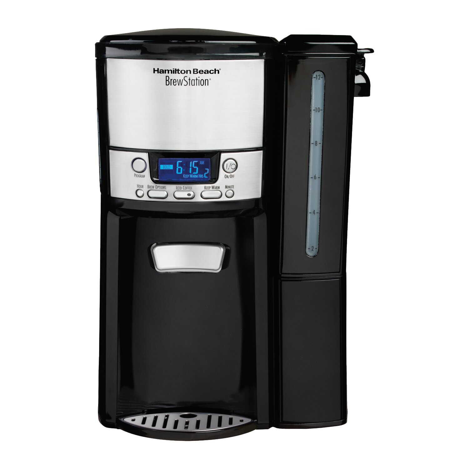 Coffee Maker Reviews And Ratings : Hamilton Beach Brewstation 12 Cup Coffee Maker & Reviews Wayfair