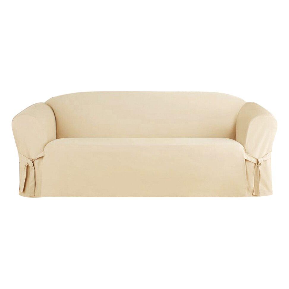 kashi home sofa slipcover reviews. Black Bedroom Furniture Sets. Home Design Ideas