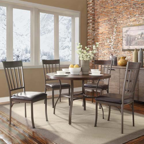 Kingstown home shayne dining table reviews wayfair - Shayne kitchen table ...