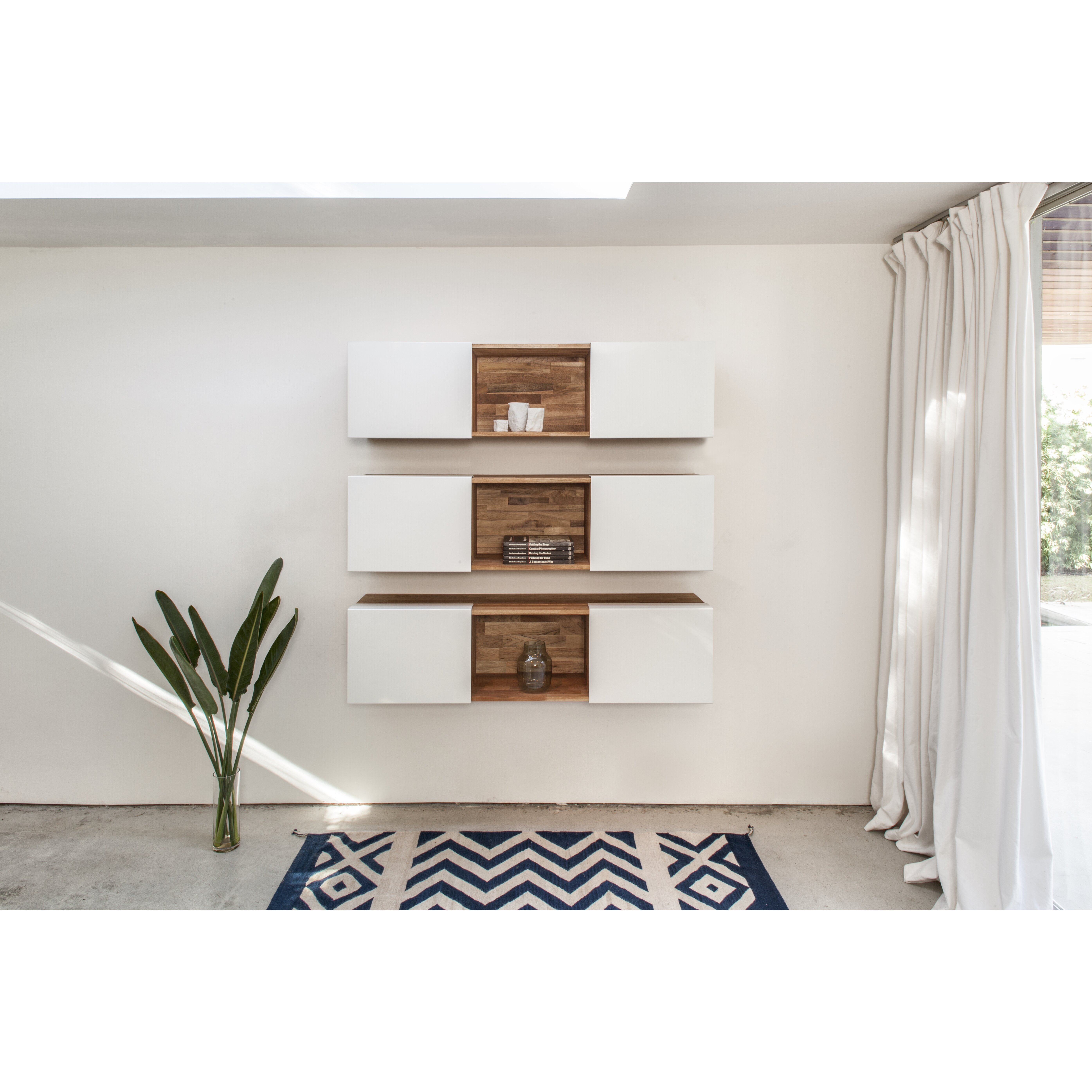 Mash Studios Lax Series 3x Wall Mounted Shelf Reviews