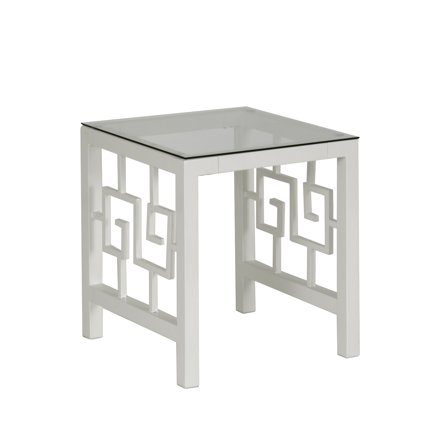In style furnishings greek key coffee table set reviews for Html table style