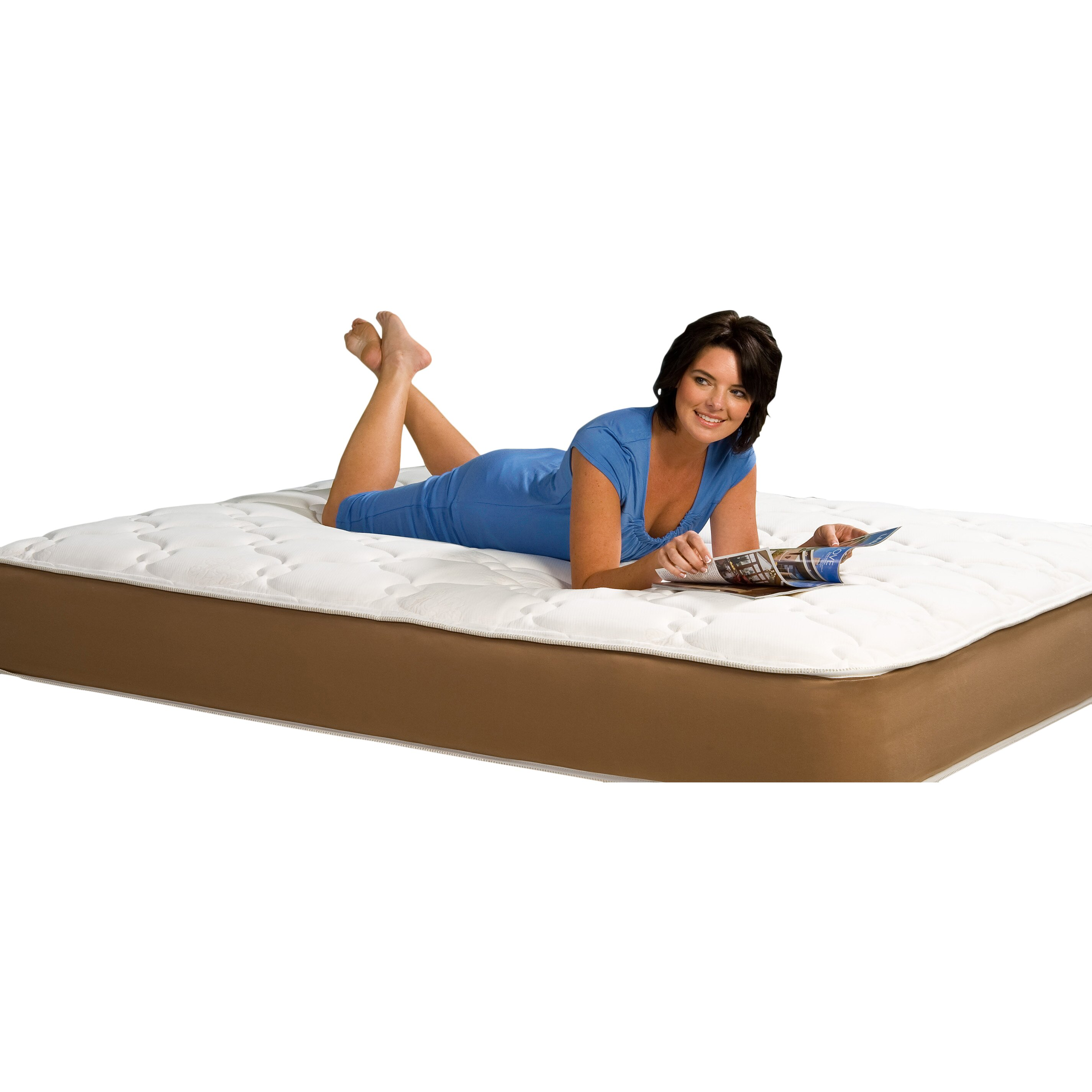 "Wolf Mattress Idream Moondance Supreme 10"" Plush Mattress"