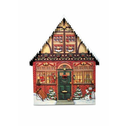Byers' Choice Christmas House Advent Calendar & Reviews | Wayfair