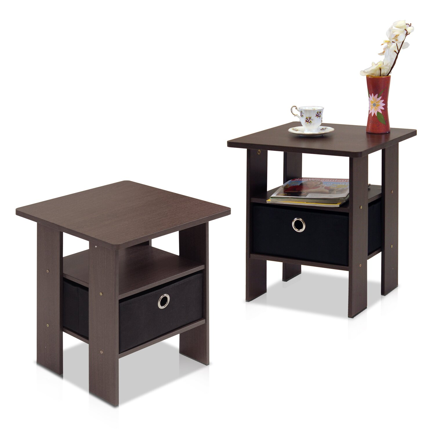 furinno end table reviews wayfair