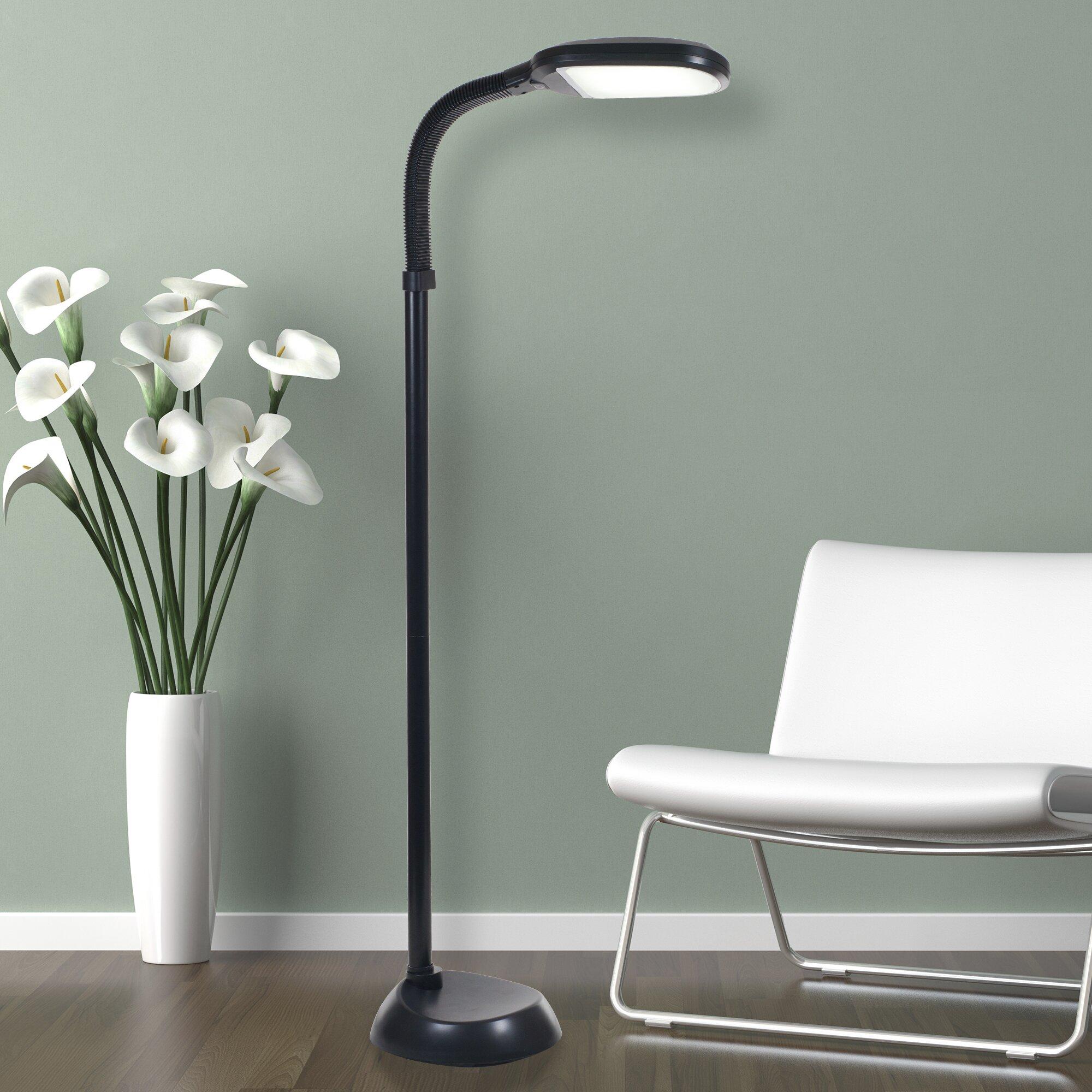 Trademark Global Sunlight 60 Quot Floor Lamp Amp Reviews